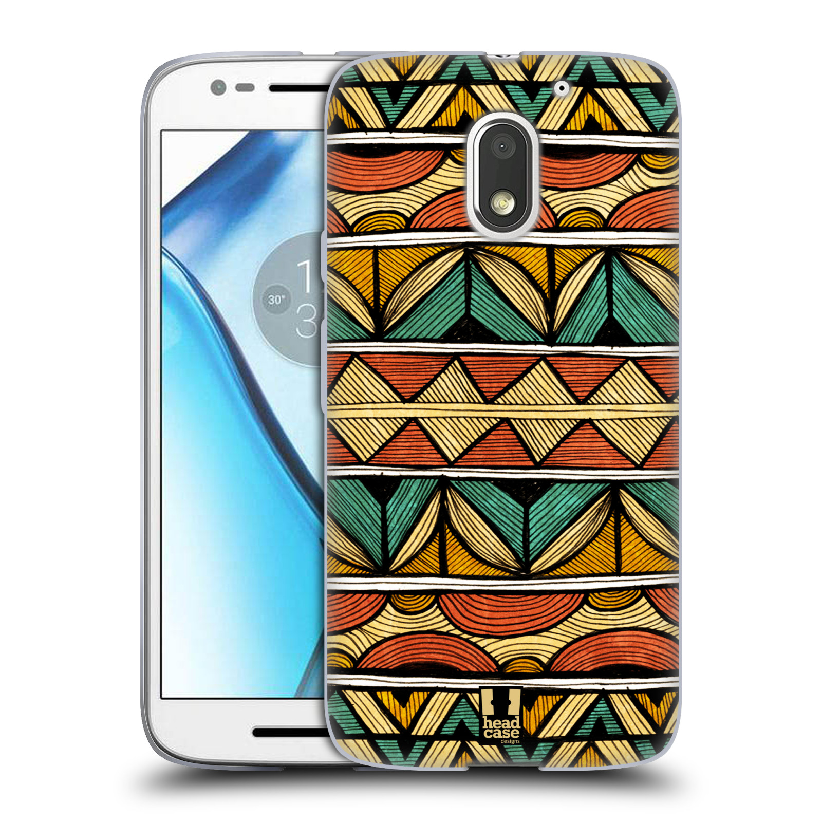 HEAD-CASE-DESIGNS-ETHNIC-LINE-ART-SOFT-GEL-CASE-FOR-MOTOROLA-MOTO-E3