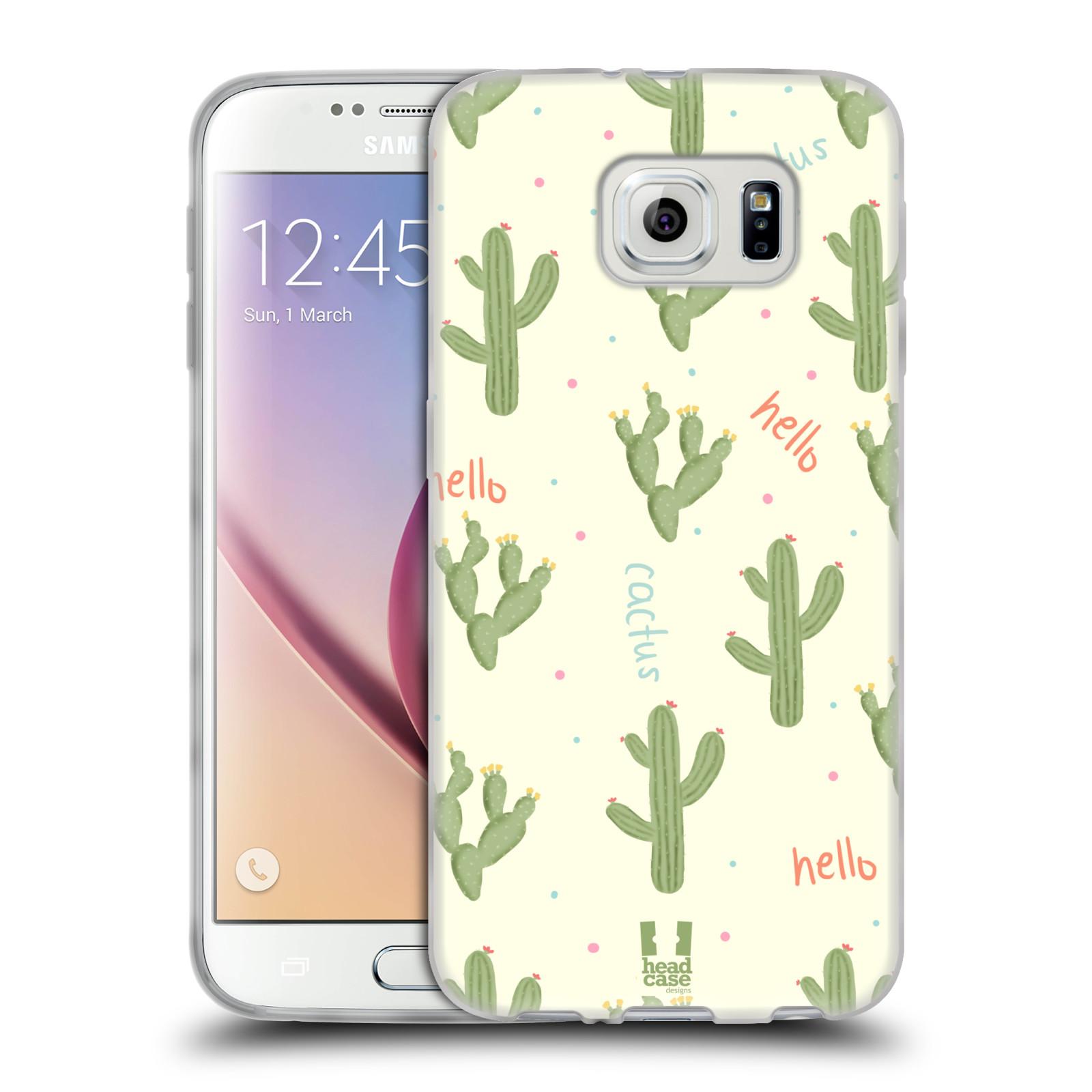 HEAD CASE DESIGNS EVERYTHING PASTELS SOFT GEL CASE FOR SAMSUNG PHONES 1