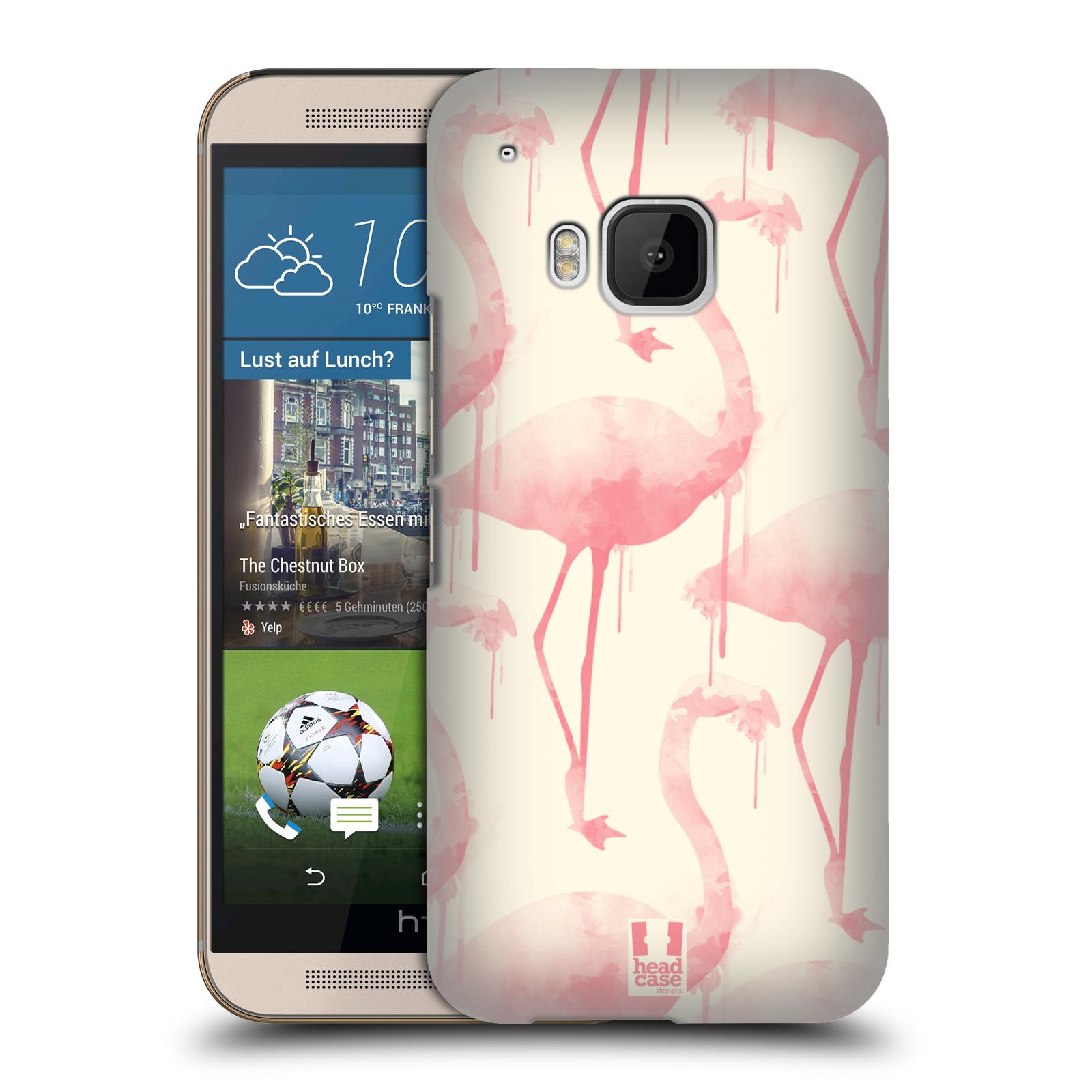 HEAD-CASE-DESIGNS-FAB-FLAMINGO-HARD-BACK-CASE-FOR-HTC-PHONES-1