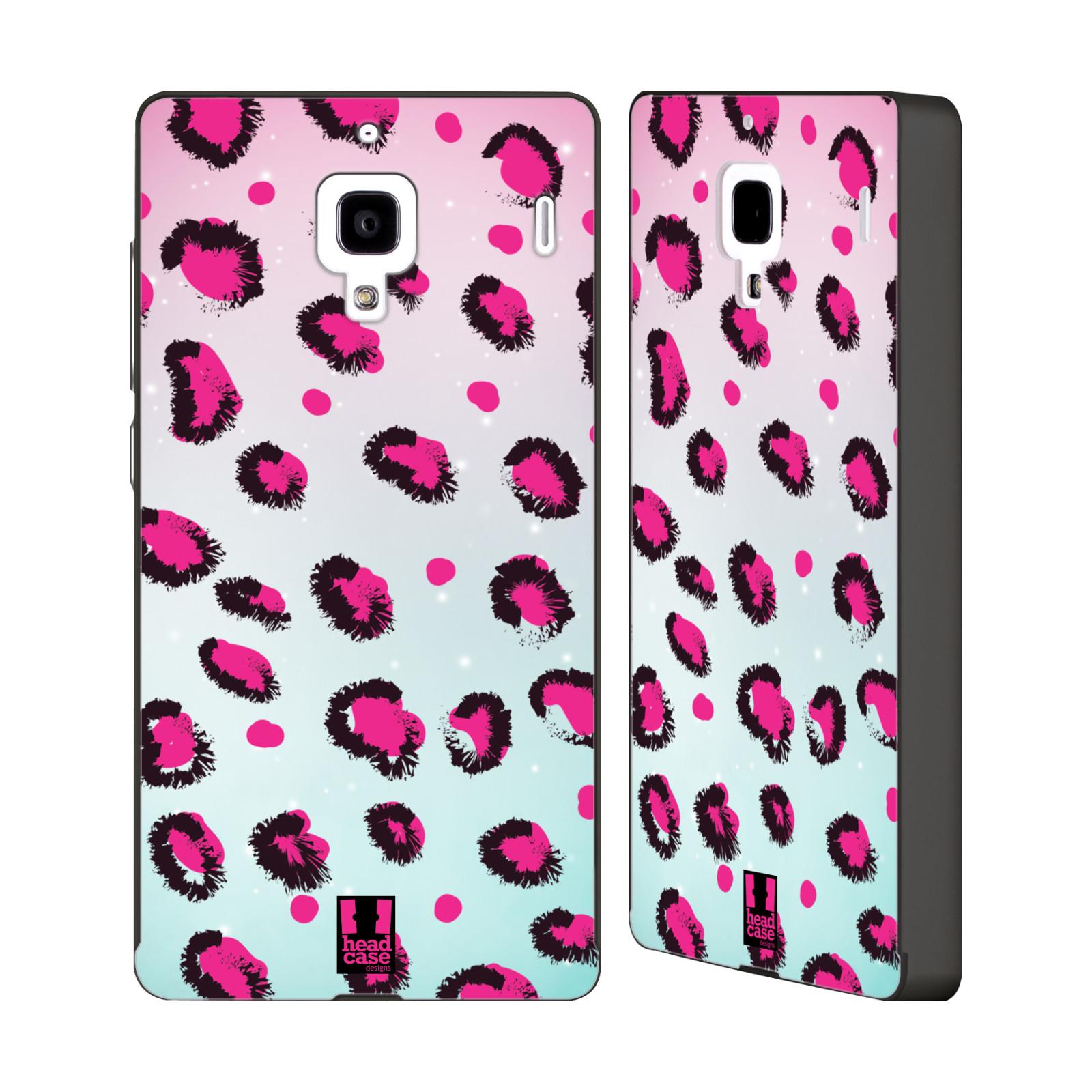HEAD-CASE-DESIGNS-FAD-ANIMAL-PRINTS-BLACK-SLIDER-CASE-FOR-HUAWEI-XIAOMI-PHONES