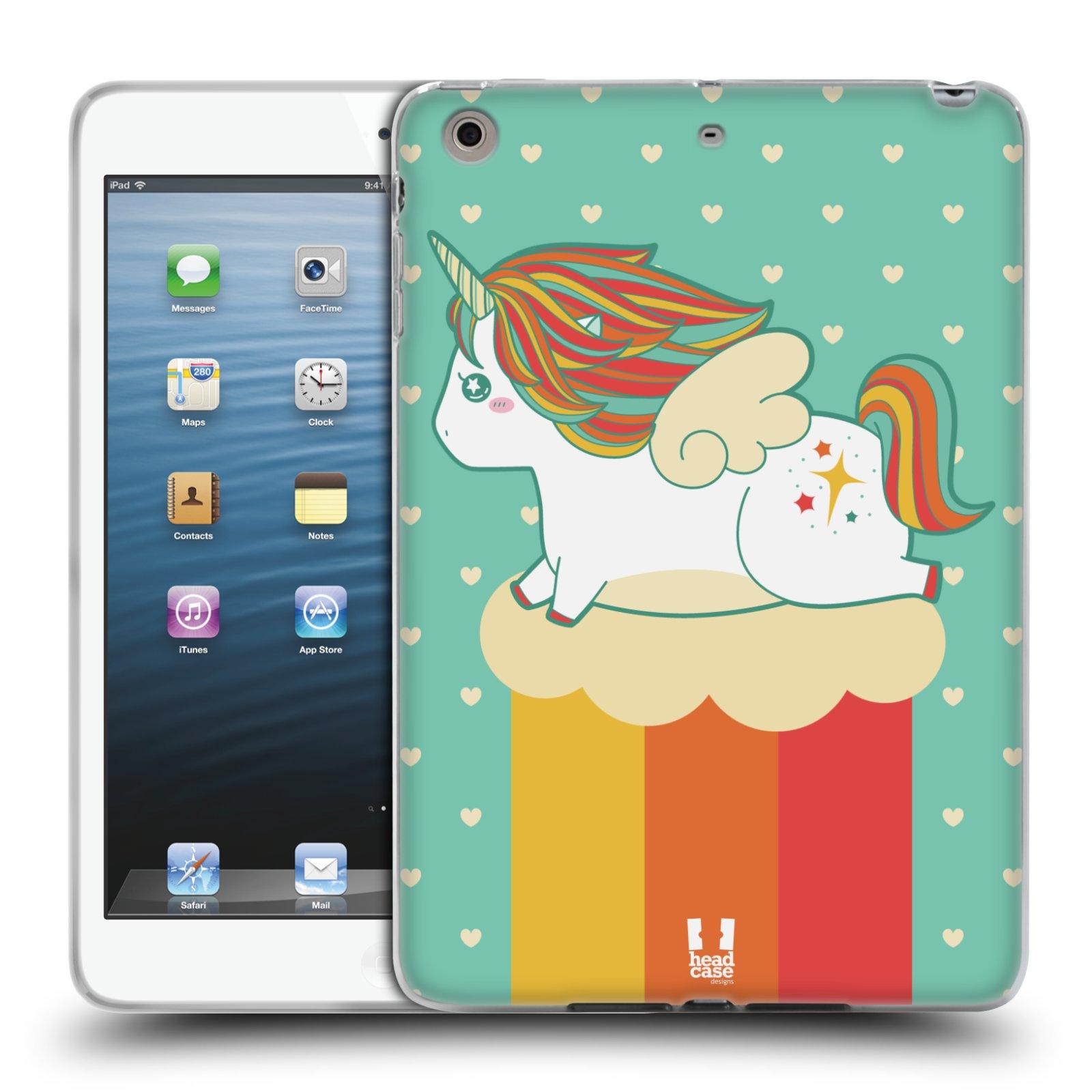 Squishy Ipad Cases : HEAD CASE DESIGNS UNICORN CHUBBY SOFT GEL CASE FOR APPLE iPAD MINI 1 2 3 eBay