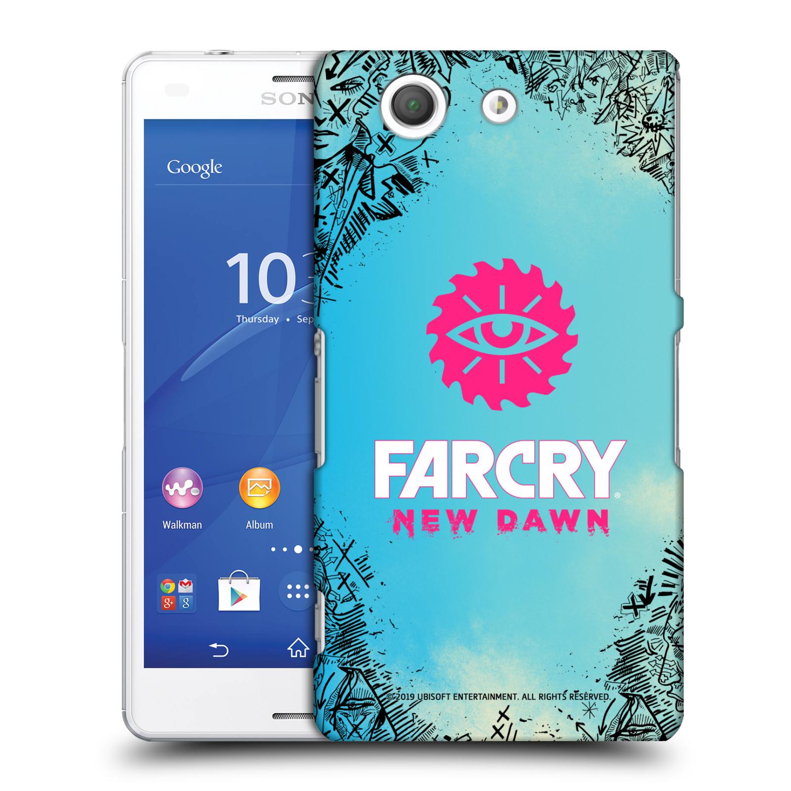 Pouzdro na mobil Sony Xperia Z3 COMPACT - HEAD CASE - Far Cry New Dawn
