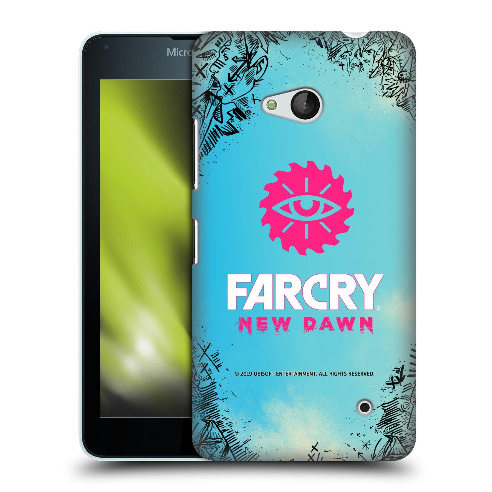 Pouzdro na mobil Microsoft Lumia 640 / 640 DUAL SIM - HEAD CASE - Far Cry New Dawn