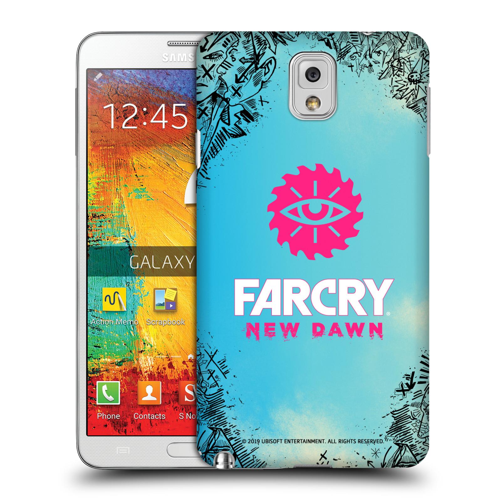 Pouzdro na mobil Samsung Galaxy Note 3 - HEAD CASE - Far Cry New Dawn