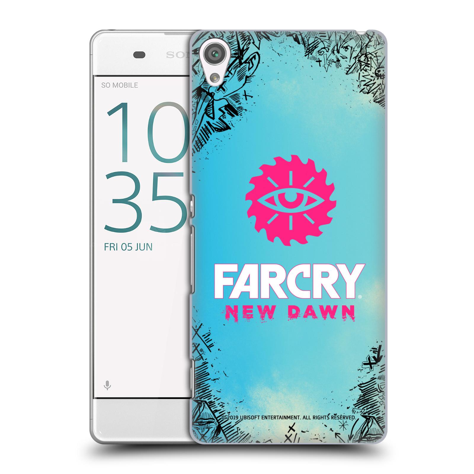 Pouzdro na mobil Sony Xperia XA - HEAD CASE - Far Cry New Dawn
