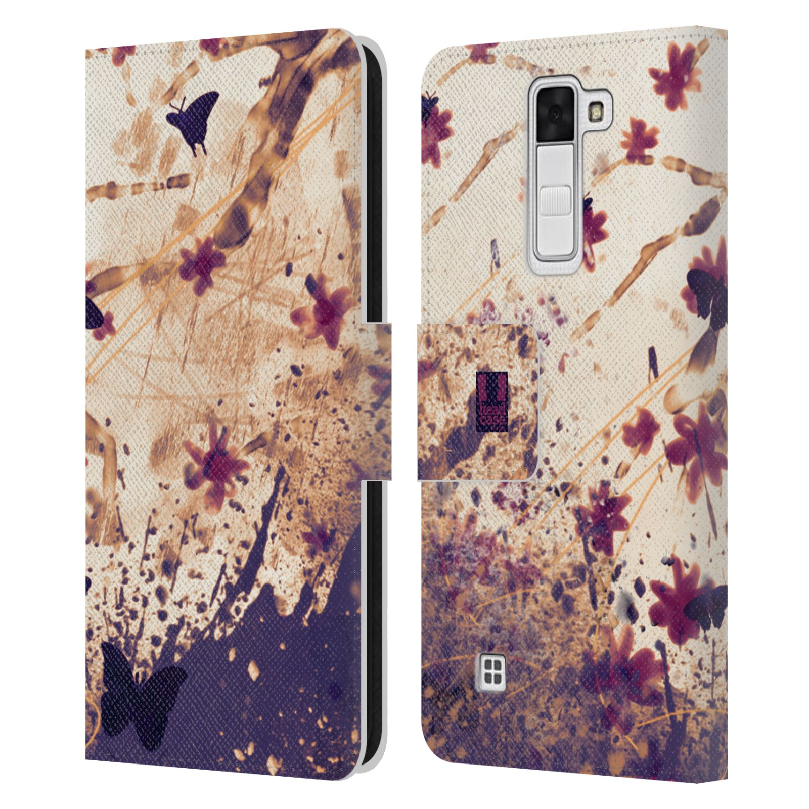 HEAD-CASE-DESIGNS-FLORAL-DRIPS-LEATHER-BOOK-WALLET-CASE-FOR-LG-K8-PHOENIX-2