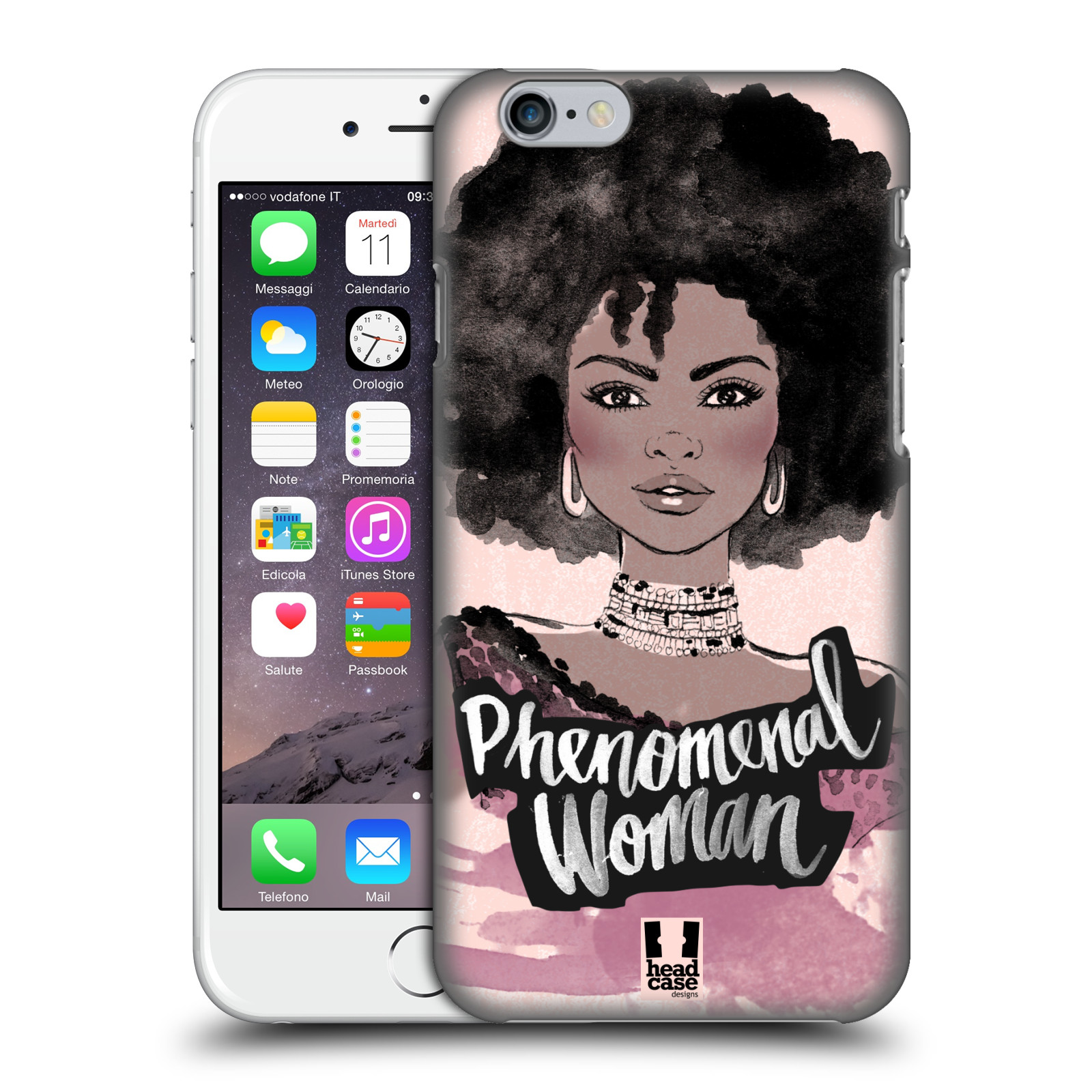 Feminism-Phenomenal Woman African
