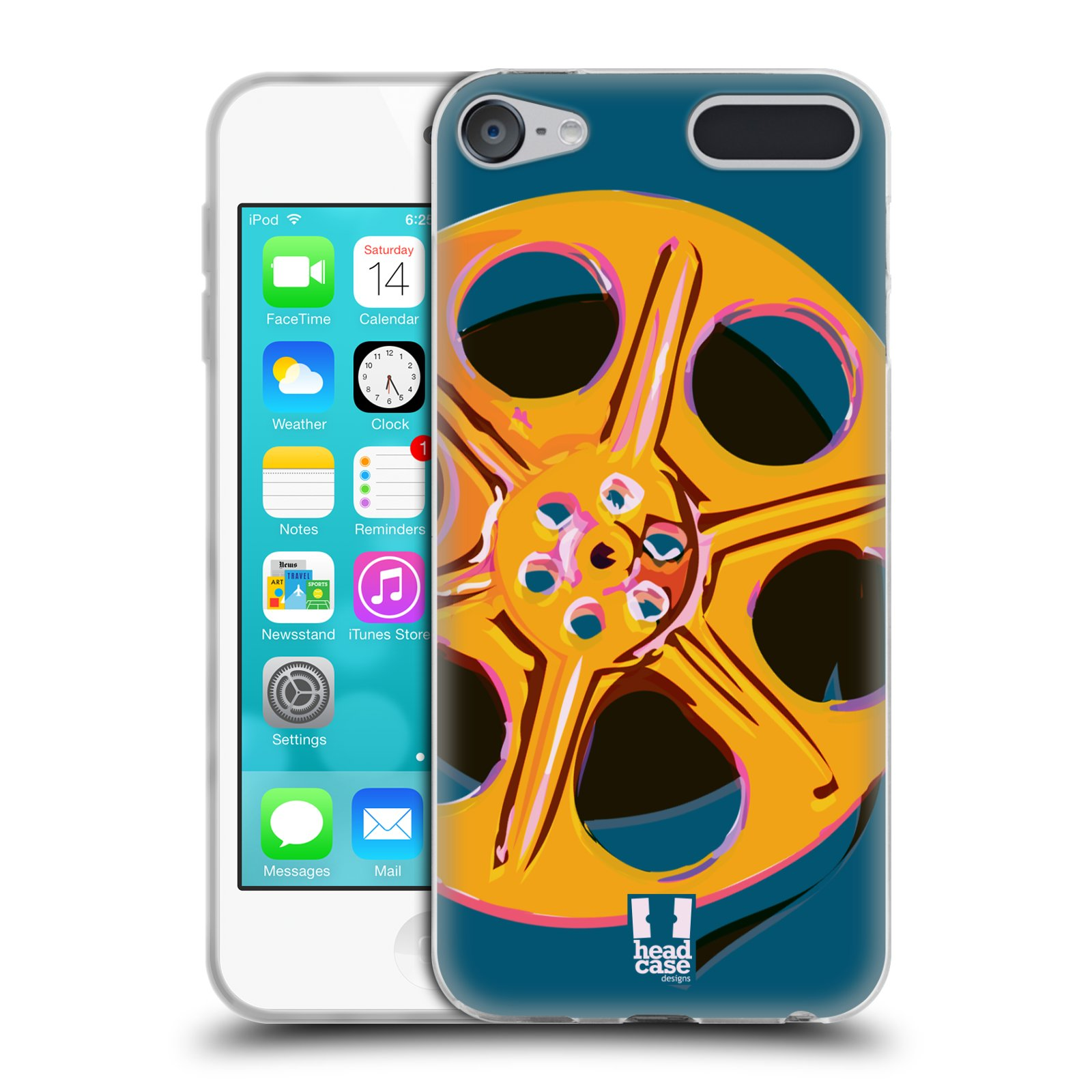 Taki Taki Lumba Mp3 Audio: HEAD CASE DESIGNS THE FILM ROLL SOFT GEL CASE FOR APPLE