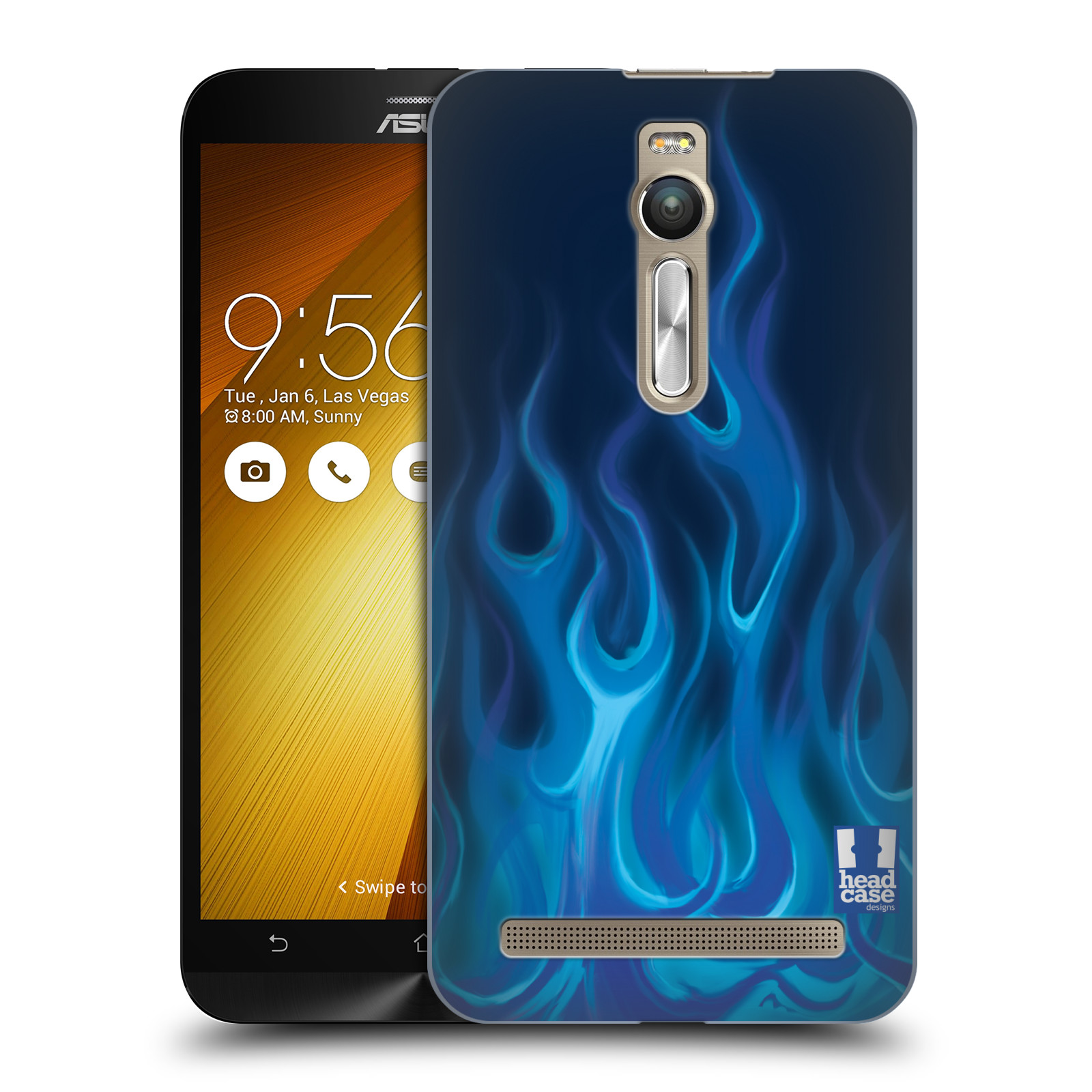 HEAD CASE DESIGNS HOT ROD FLAMES HARD BACK CASE FOR ONEPLUS ASUS AMAZON