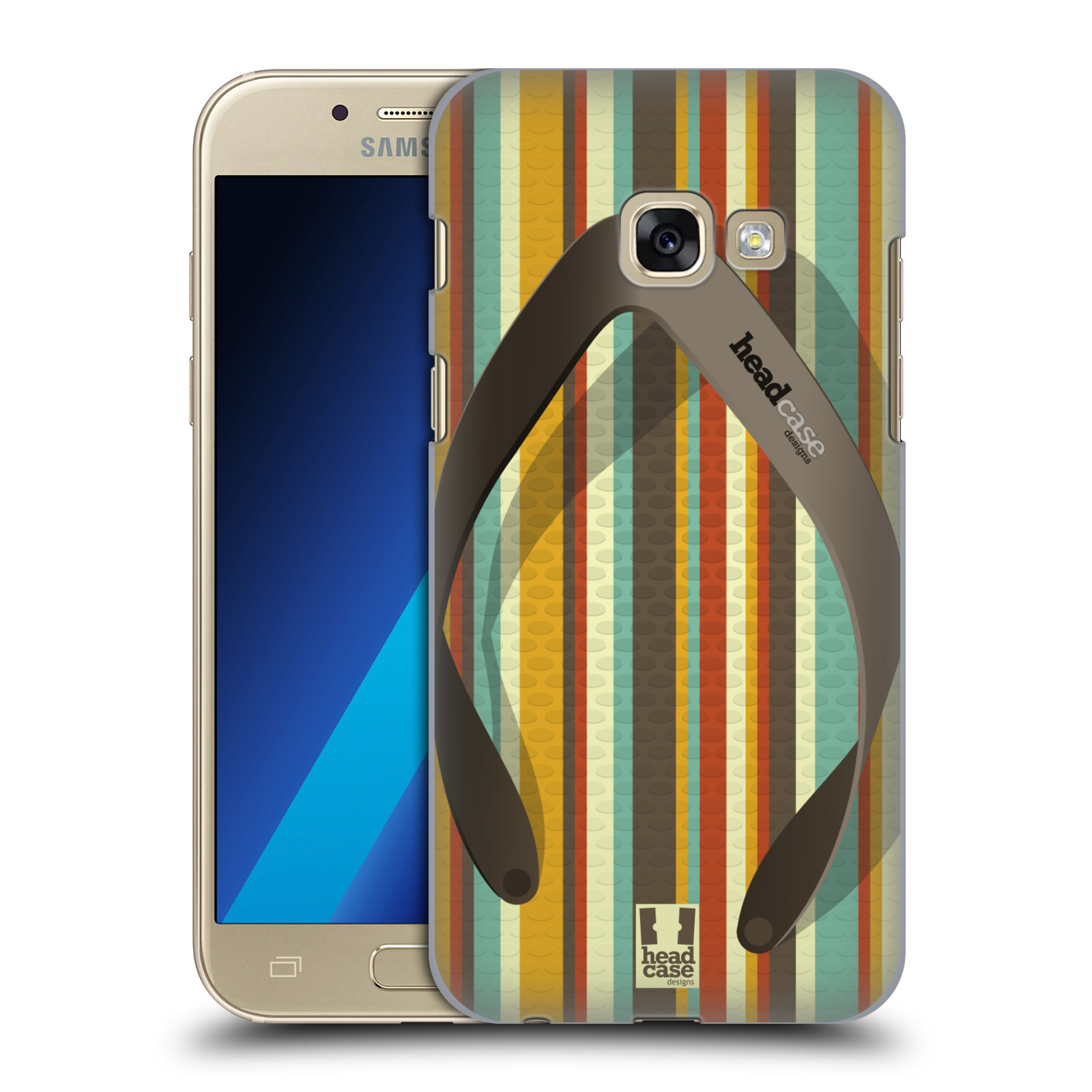 HEAD-CASE-DESIGNS-FLOPS-HARD-BACK-CASE-FOR-SAMSUNG-GALAXY-A3-2017