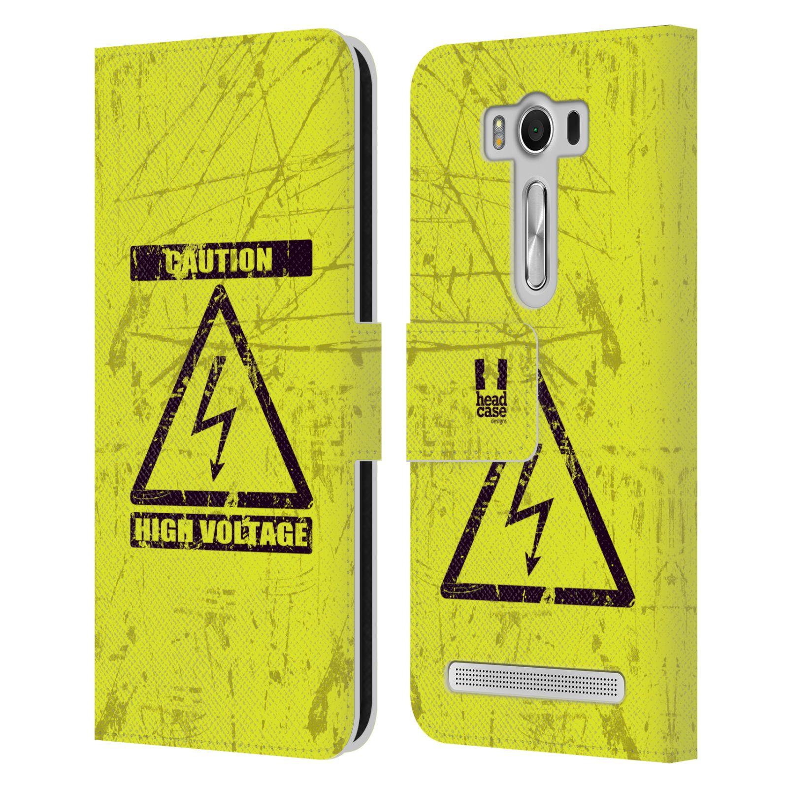 Pouzdro na mobil Asus Zenfone 2 Laser ZE500KL - Head Case - Vysoké napětí