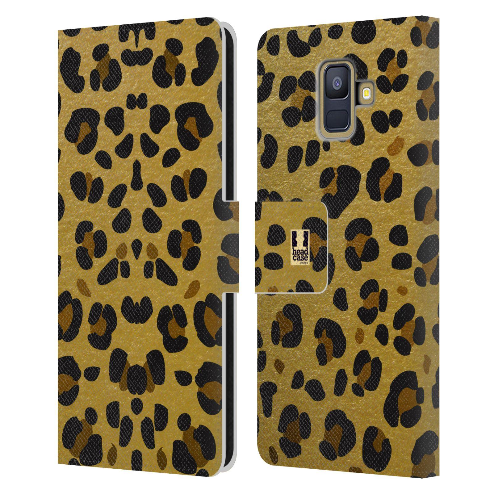 Pouzdro na mobil Samsung Galaxy A6 (A600) - Head Case - Fashion zvířecí vzor