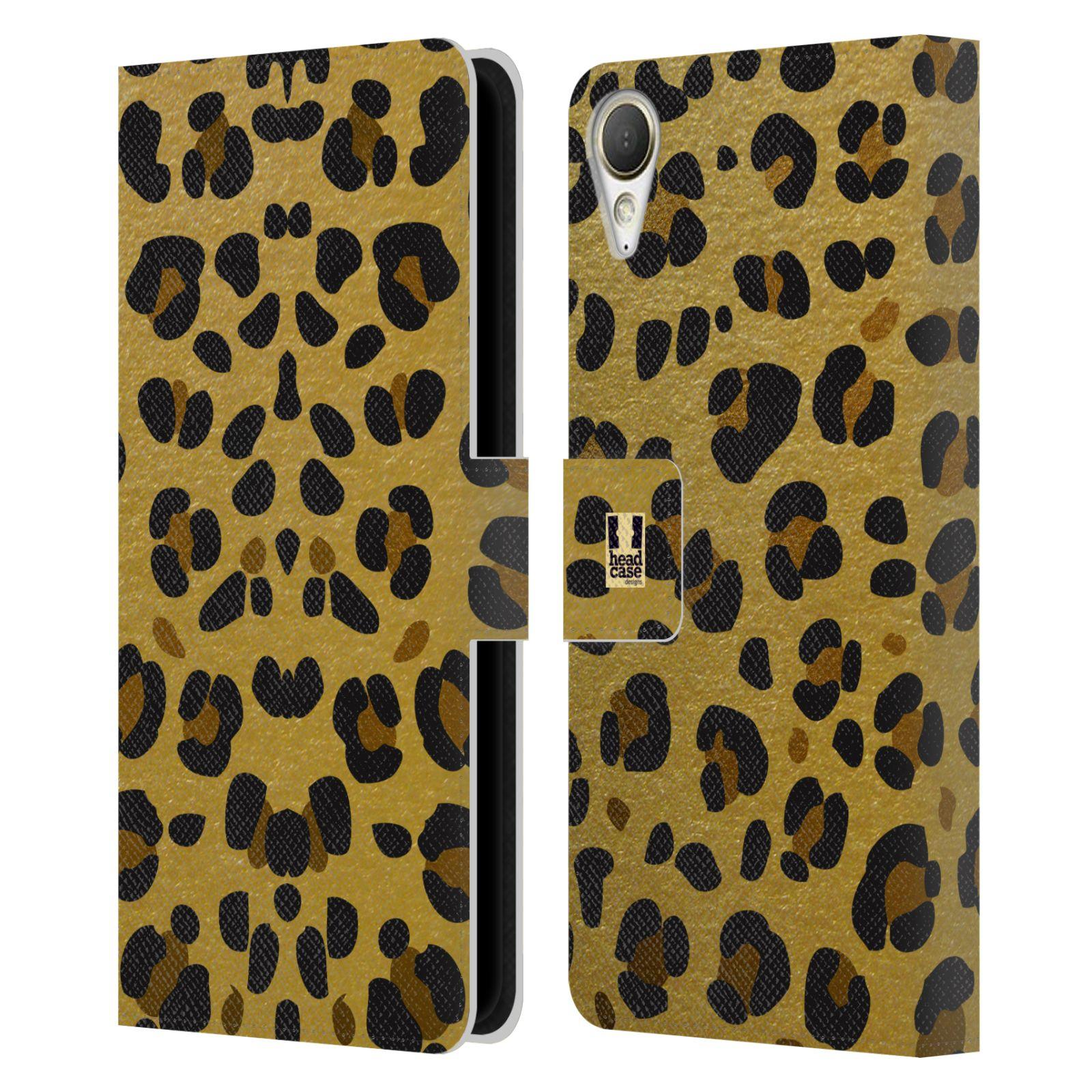 Pouzdro na mobil HTC Desire 10 Lifestyle - Head Case - Fashion zvířecí vzor