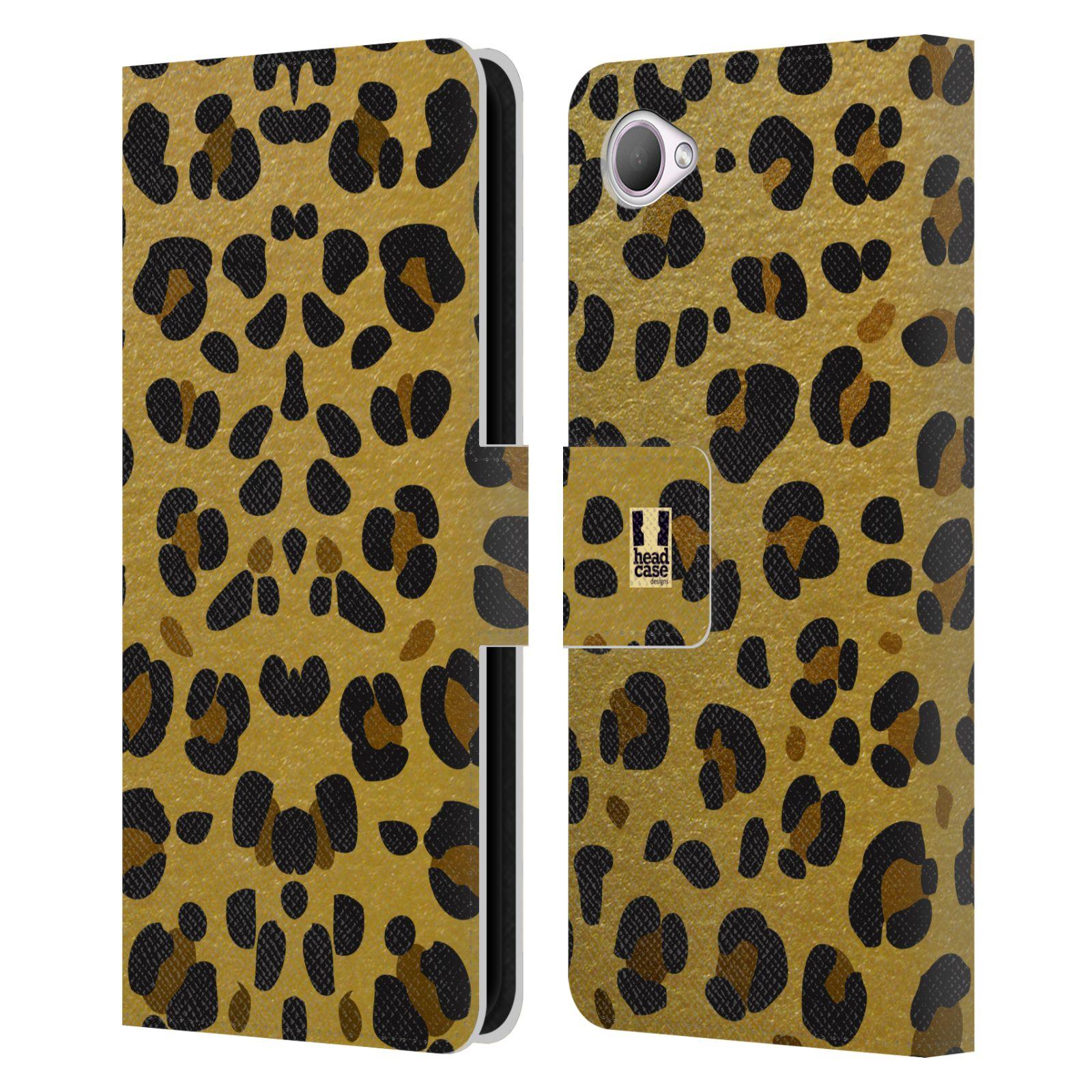 Pouzdro na mobil HTC Desire 12 - Head Case - Fashion zvířecí vzor