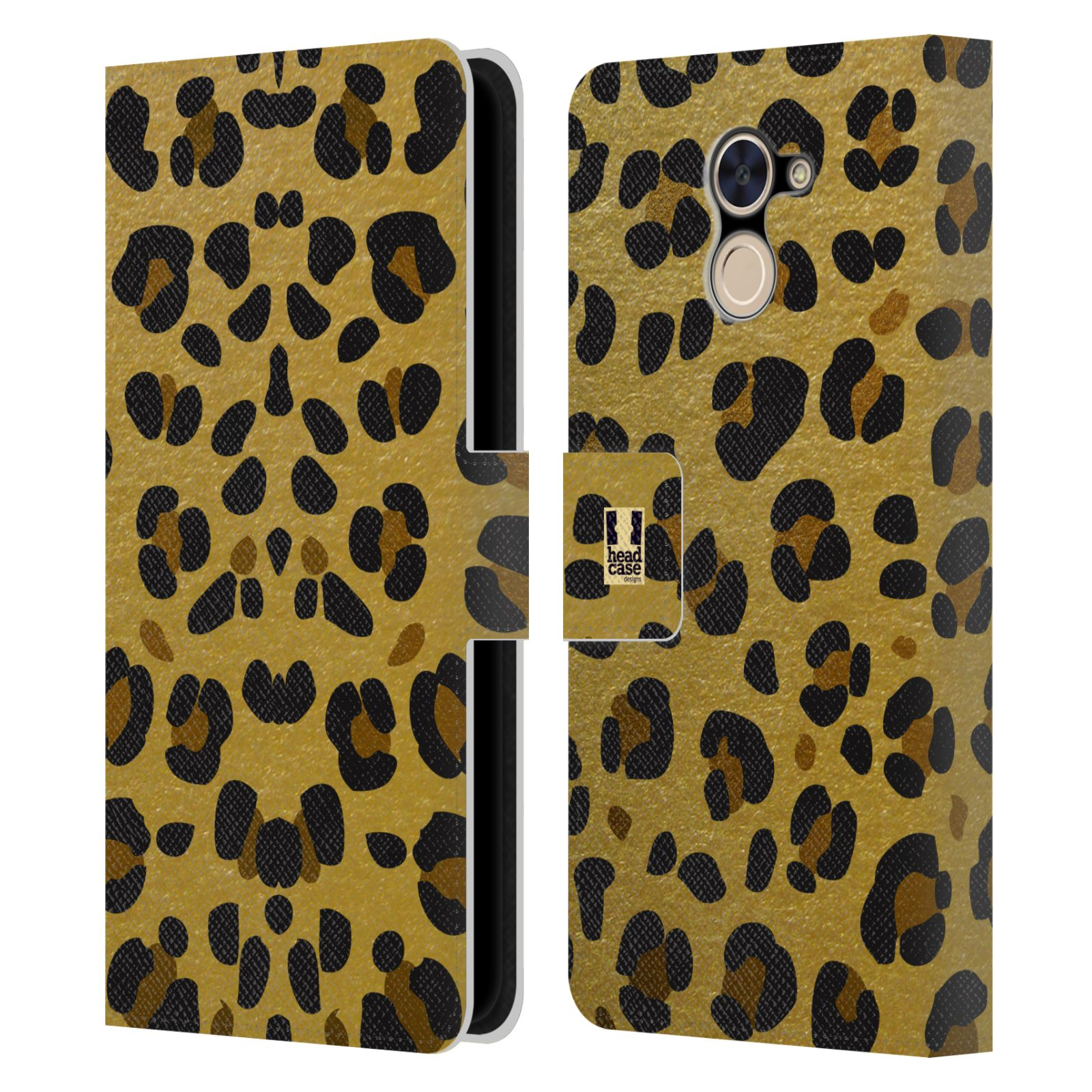 Pouzdro na mobil Huawei Y7 / Y7 Prime - Head Case - Fashion zvířecí vzor
