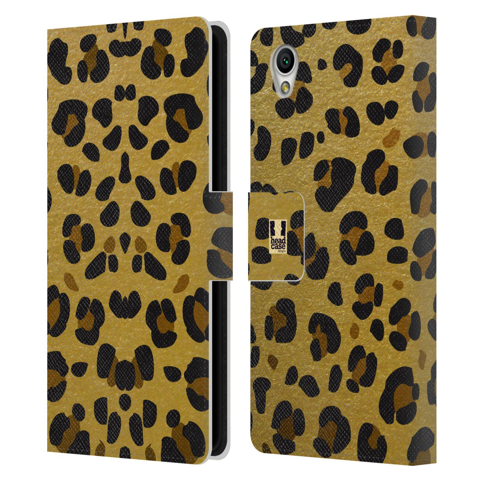 Pouzdro na mobil Sony Xperia L1 - Head Case - Fashion zvířecí vzor