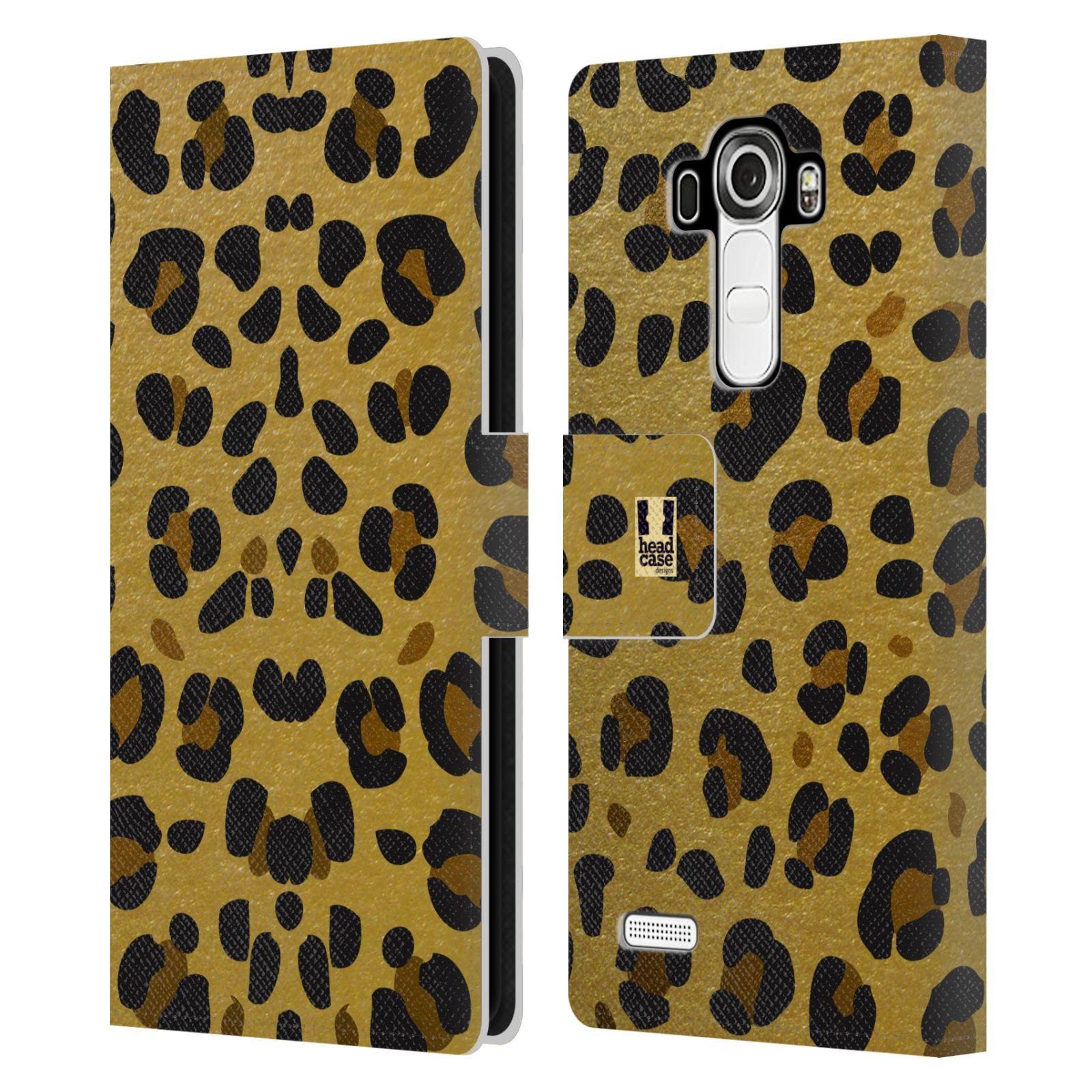 Pouzdro na mobil LG G4 - Head Case - Fashion zvířecí vzor
