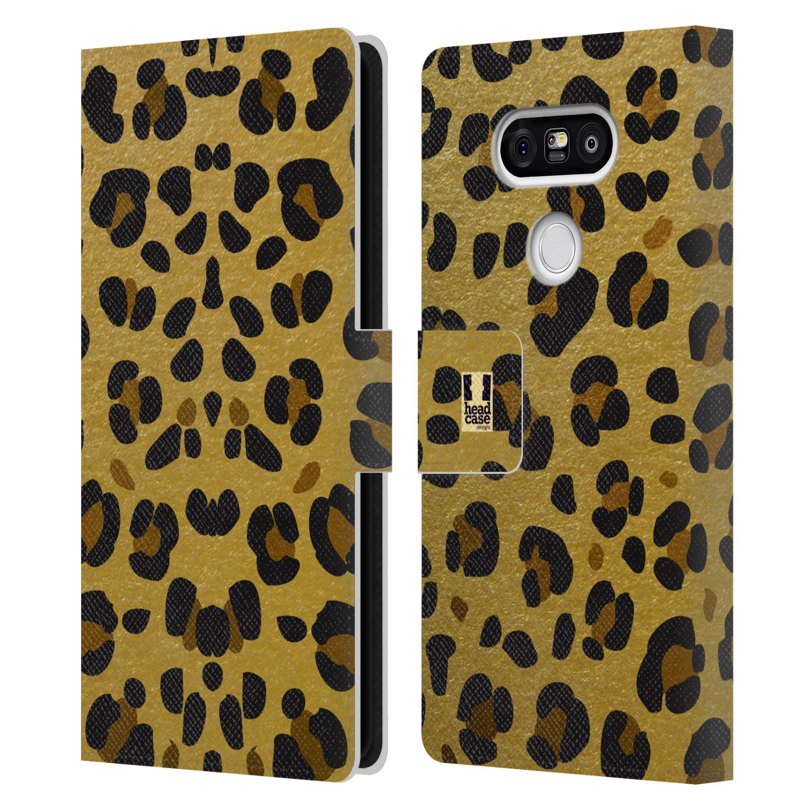 Pouzdro na mobil LG G5 - Head Case - Fashion zvířecí vzor