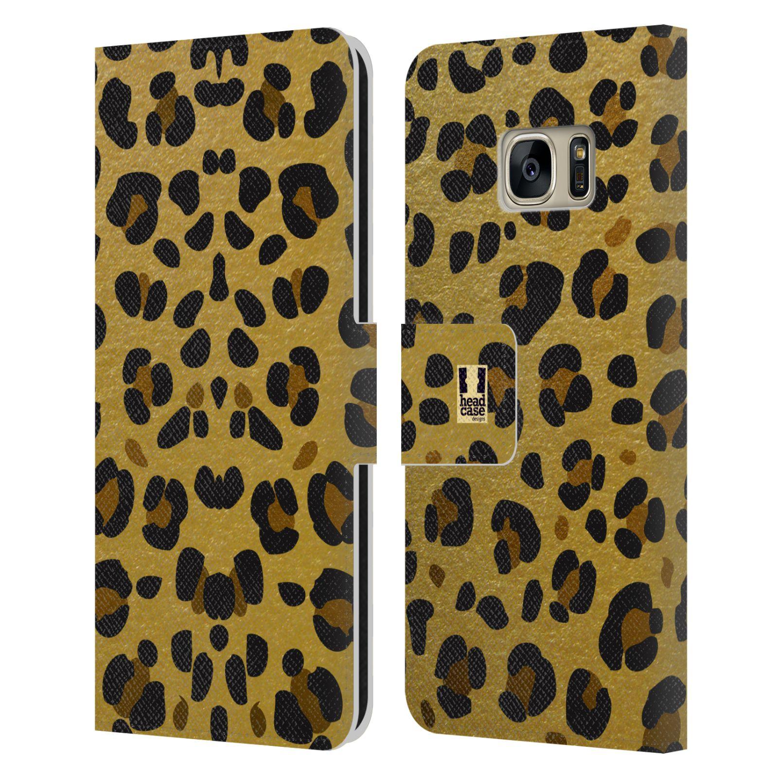Pouzdro na mobil Samsung Galaxy S7 - Head Case - Fashion zvířecí vzor