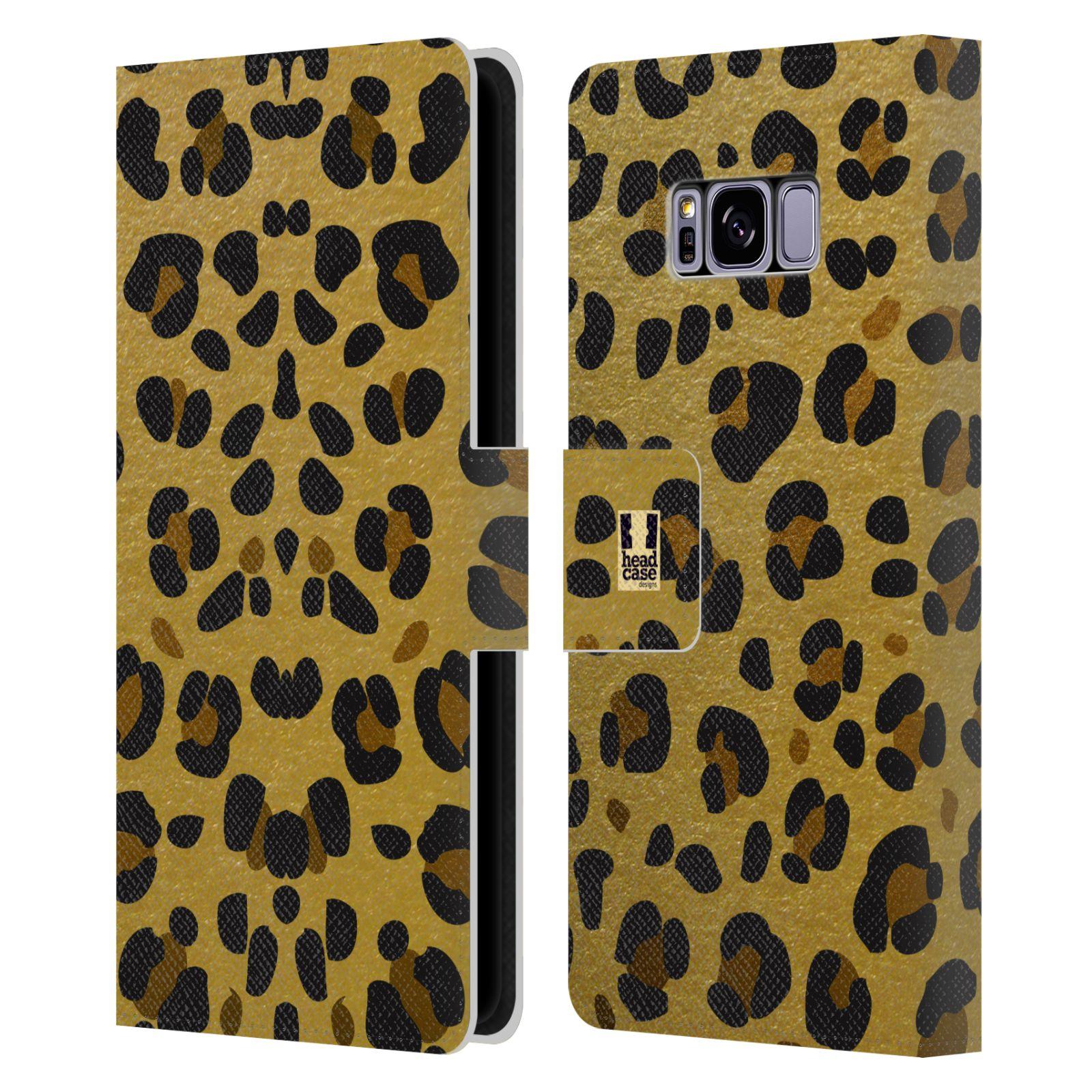 Pouzdro na mobil Samsung Galaxy S8 - Head Case - Fashion zvířecí vzor