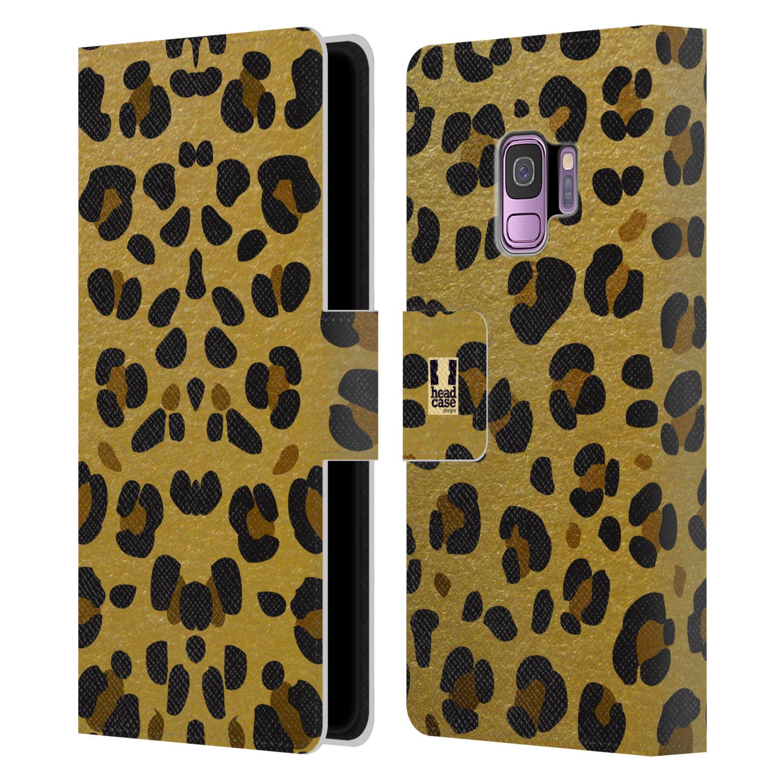 Pouzdro na mobil Samsung Galaxy S9 - Head Case - Fashion zvířecí vzor