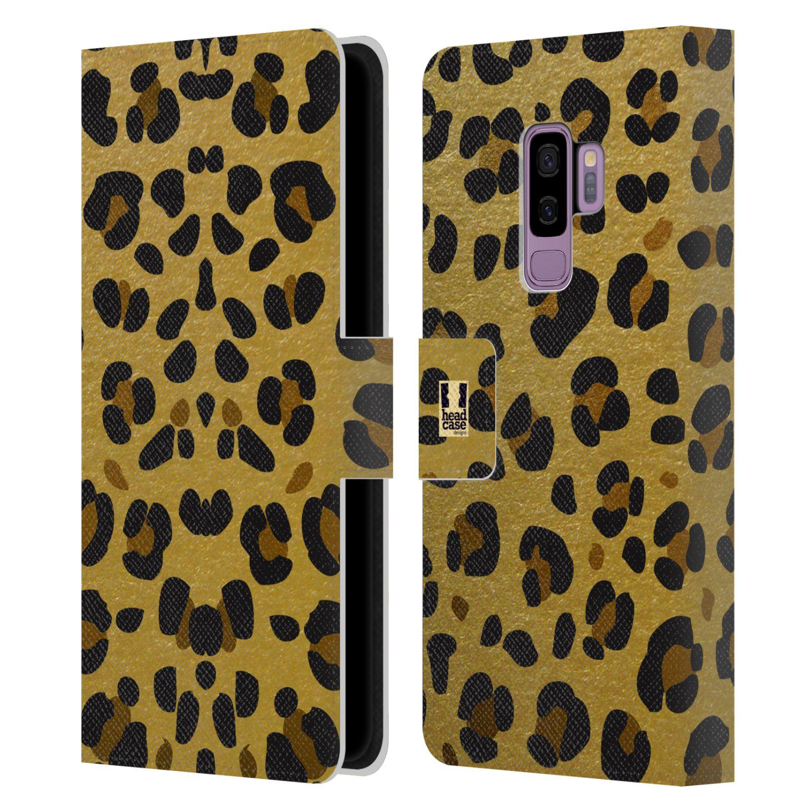 Pouzdro na mobil Samsung Galaxy S9 Plus - Head Case - Fashion zvířecí vzor