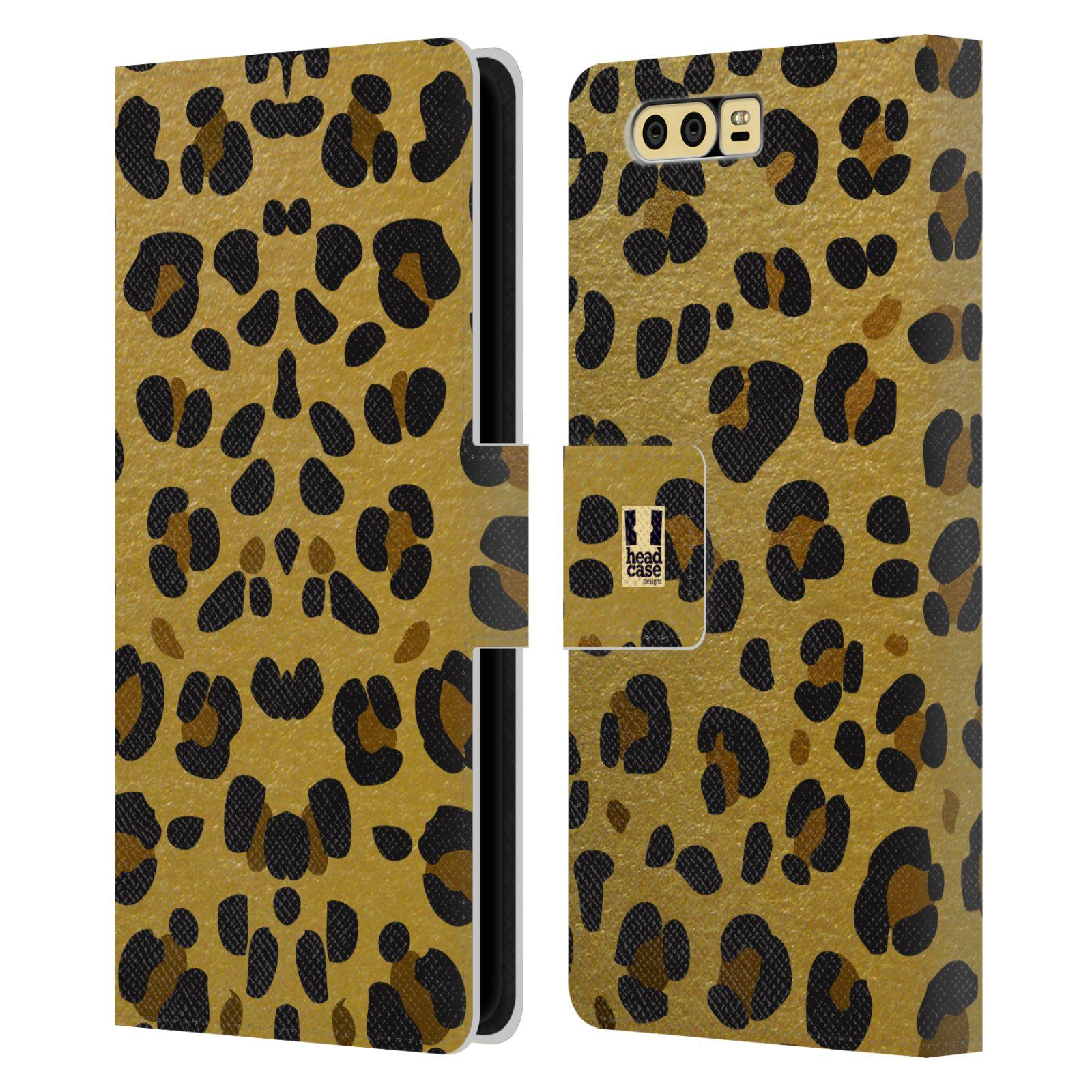 Pouzdro na mobil Honor 9 - Head Case - Fashion zvířecí vzor