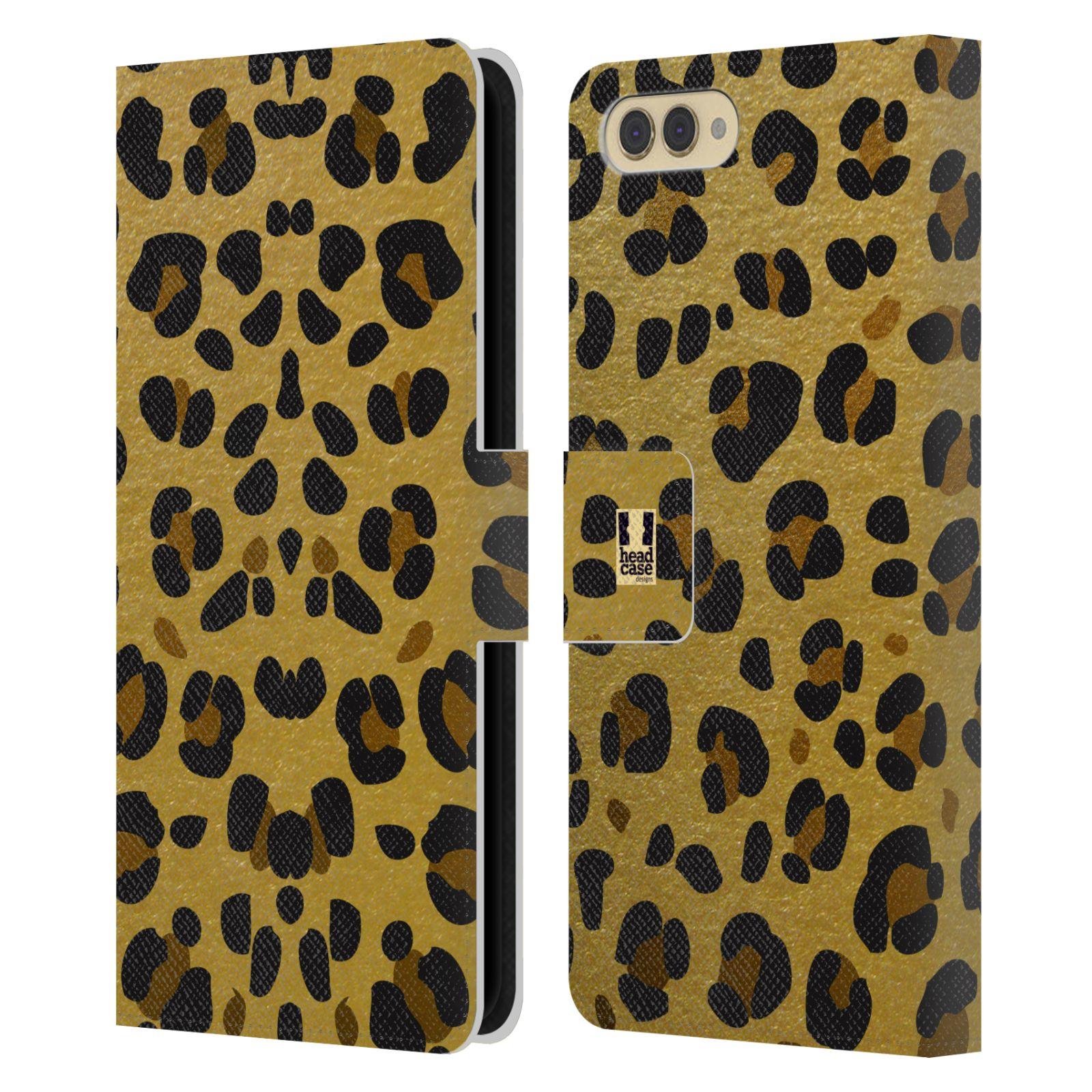 Pouzdro na mobil Honor  View 10 / V10 - Head Case - Fashion zvířecí vzor