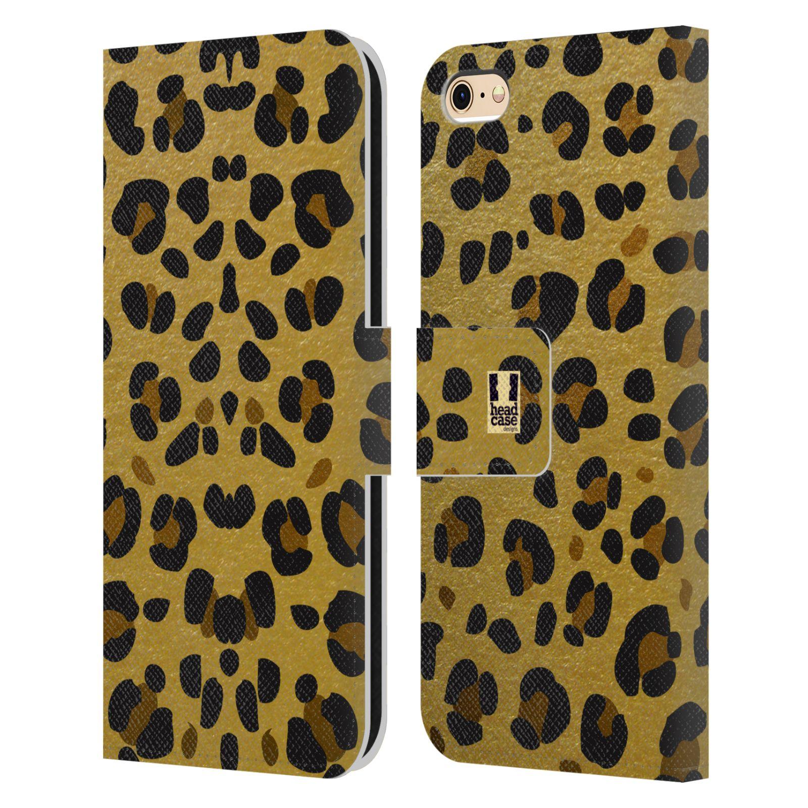 Pouzdro na mobil Apple Iphone 6 / 6S - Head Case - Fashion zvířecí vzor