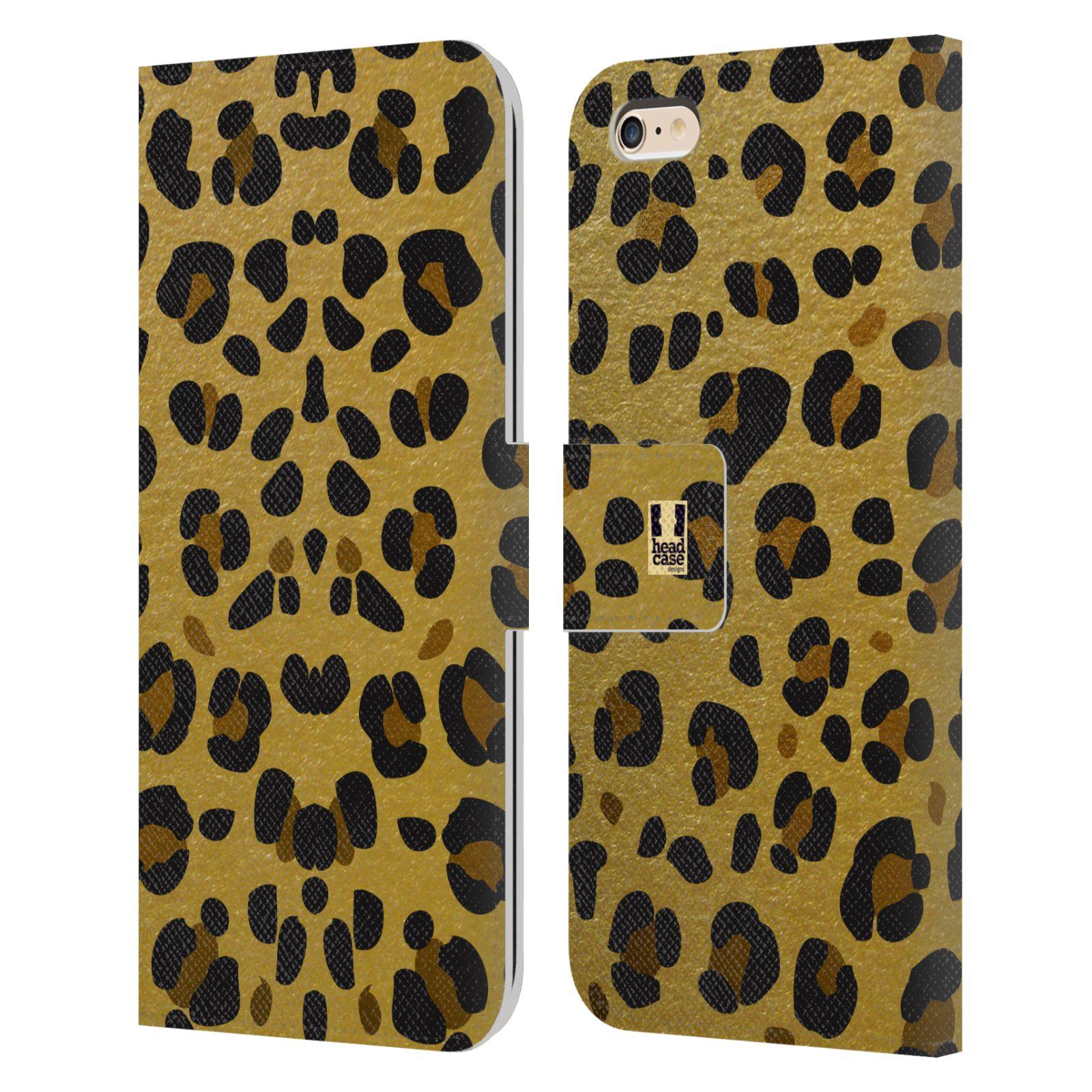 Pouzdro na mobil Apple Iphone 6 PLUS / 6S PLUS - Head Case - Fashion zvířecí vzor