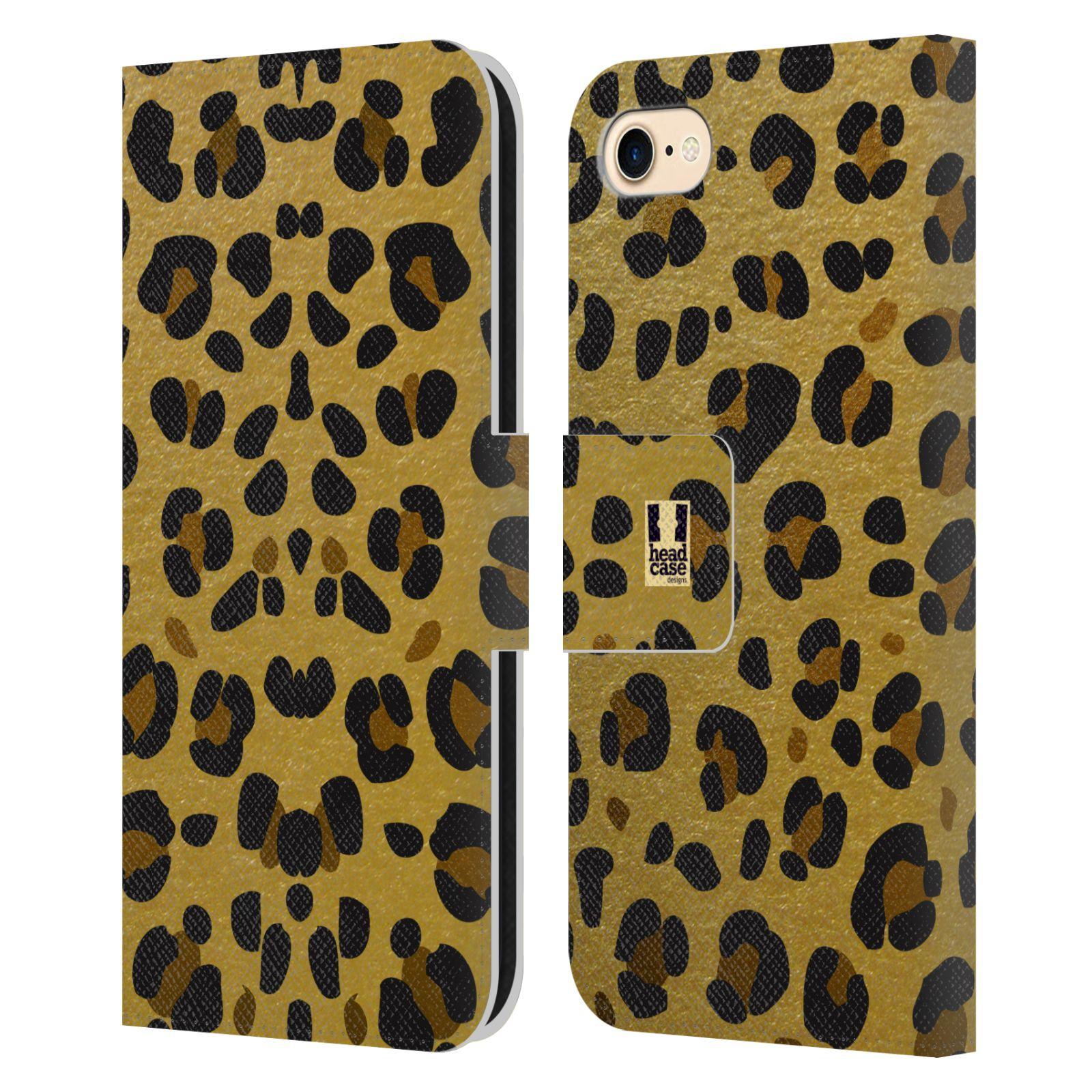 Pouzdro na mobil Apple Iphone 7 / 8 - Head Case - Fashion zvířecí vzor