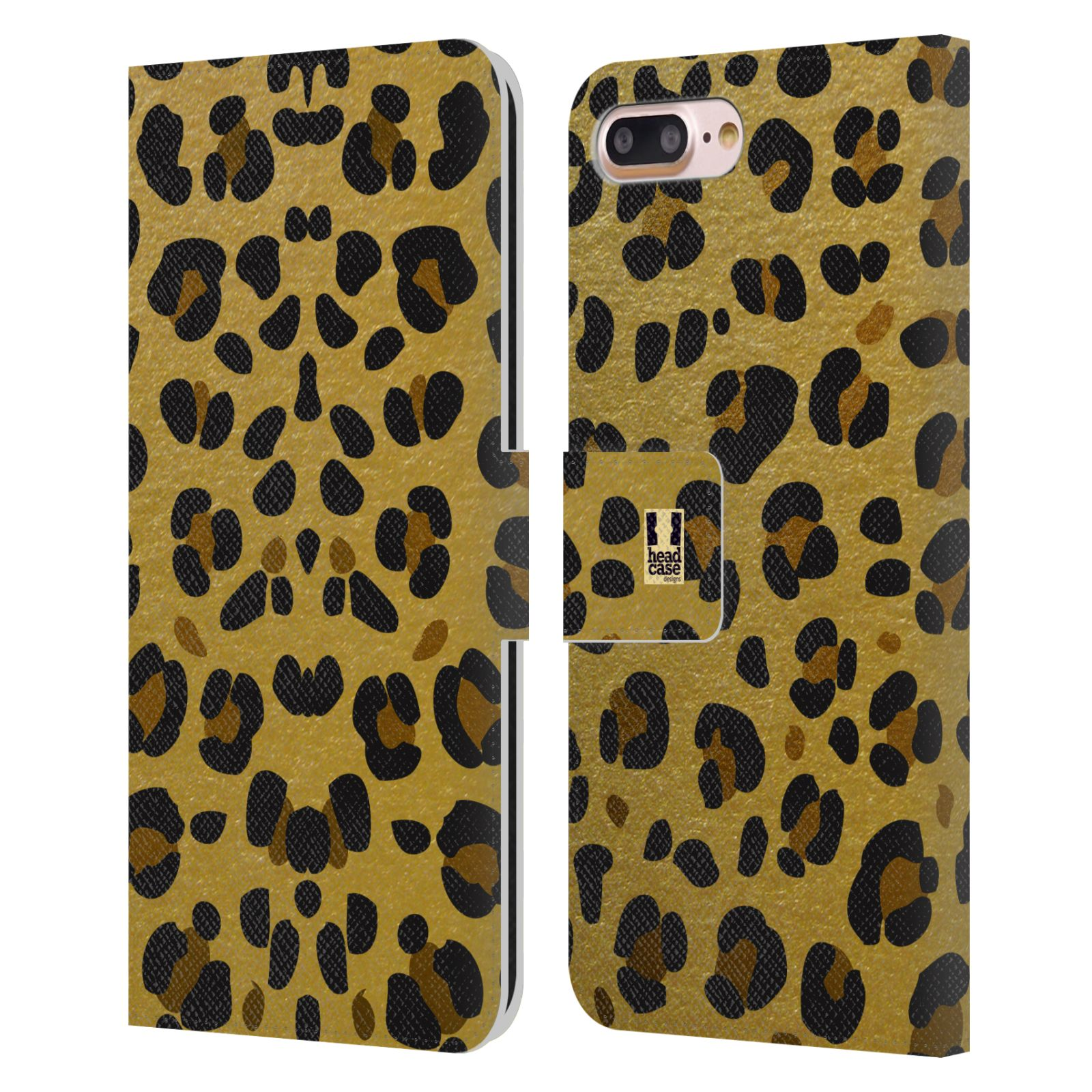 Pouzdro na mobil Apple Iphone 7 Plus / 8 Plus - Head Case - Fashion zvířecí vzor