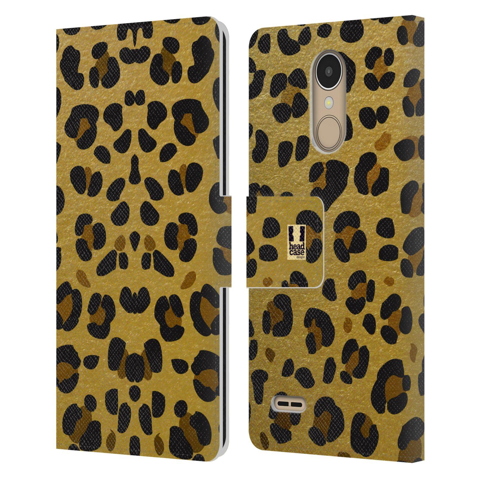 Pouzdro na mobil LG K10 (2017) - Head Case - Fashion zvířecí vzor