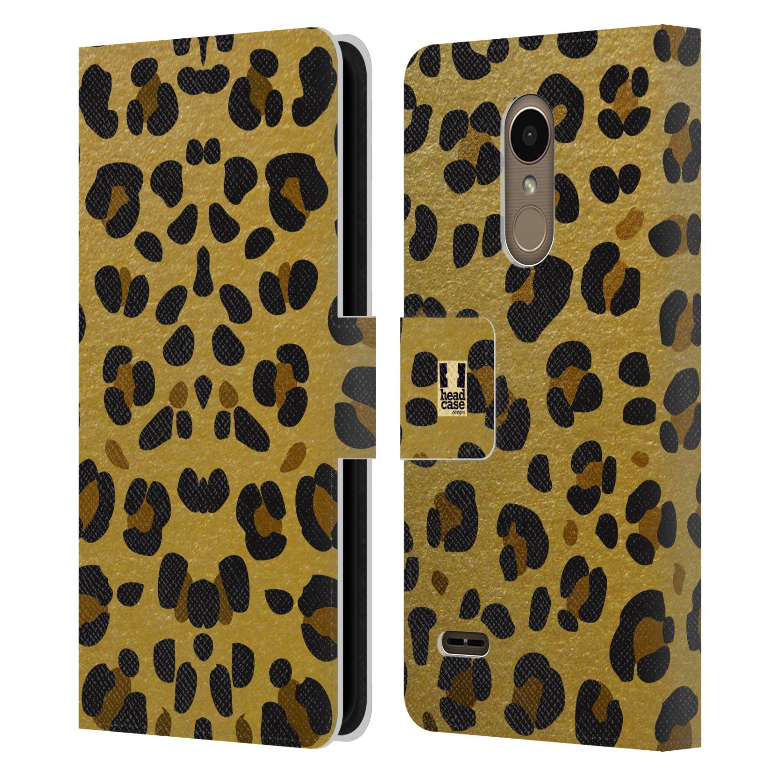 Pouzdro na mobil LG K11 - Head Case - Fashion zvířecí vzor