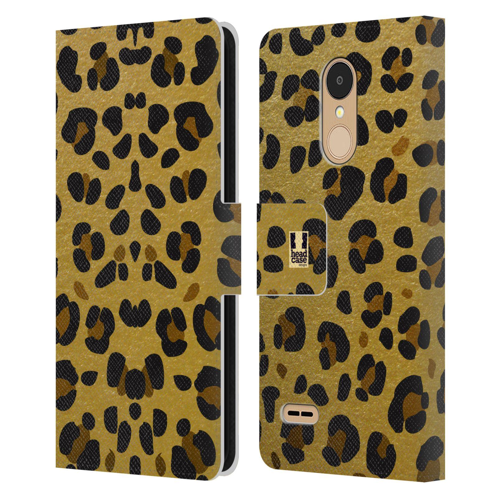 Pouzdro na mobil LG K9 2018 - Head Case - Fashion zvířecí vzor