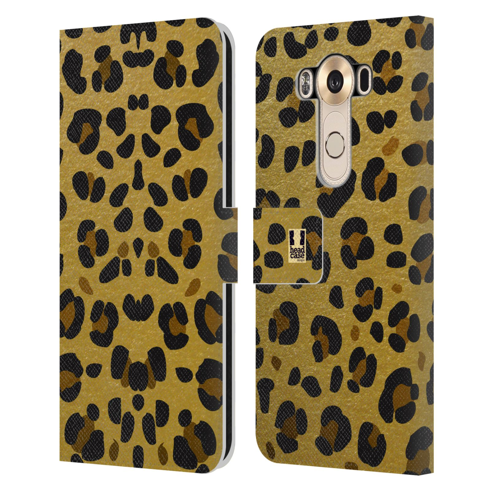 Pouzdro na mobil LG V10 - Head Case - Fashion zvířecí vzor