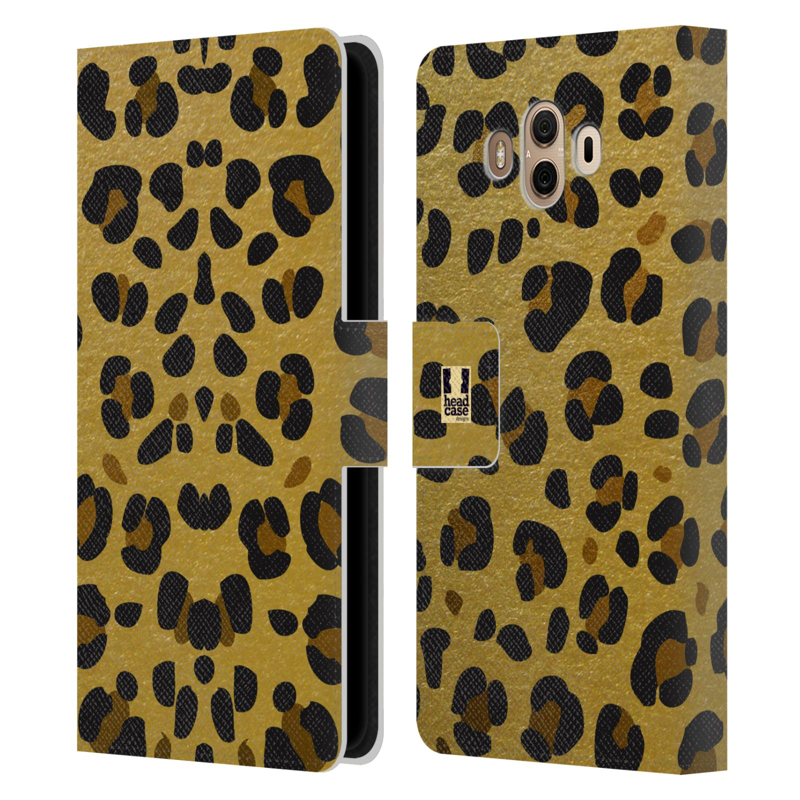Pouzdro na mobil Huawei Mate 10 - Head Case - Fashion zvířecí vzor