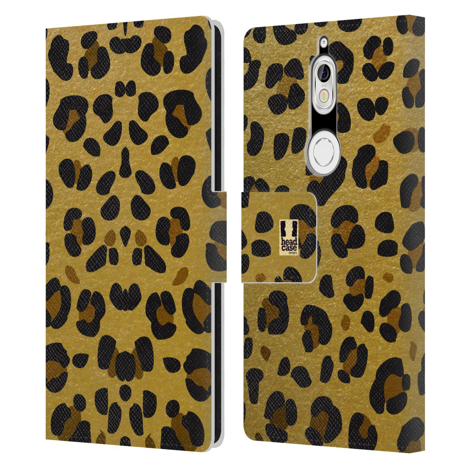 Pouzdro na mobil Nokia 7 - Head Case - Fashion zvířecí vzor