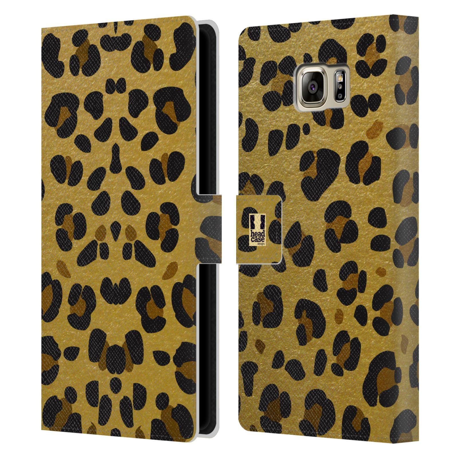 Pouzdro na mobil Samsung Galaxy NOTE 5 - Head Case - Fashion zvířecí vzor