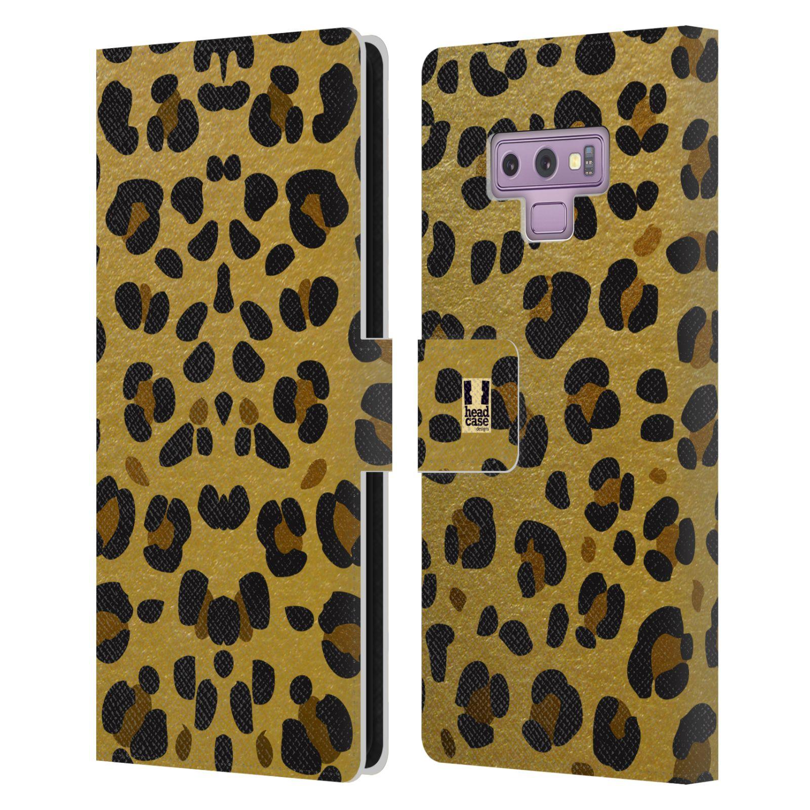 Pouzdro na mobil Samsung Galaxy NOTE 9 - Head Case - Fashion zvířecí vzor