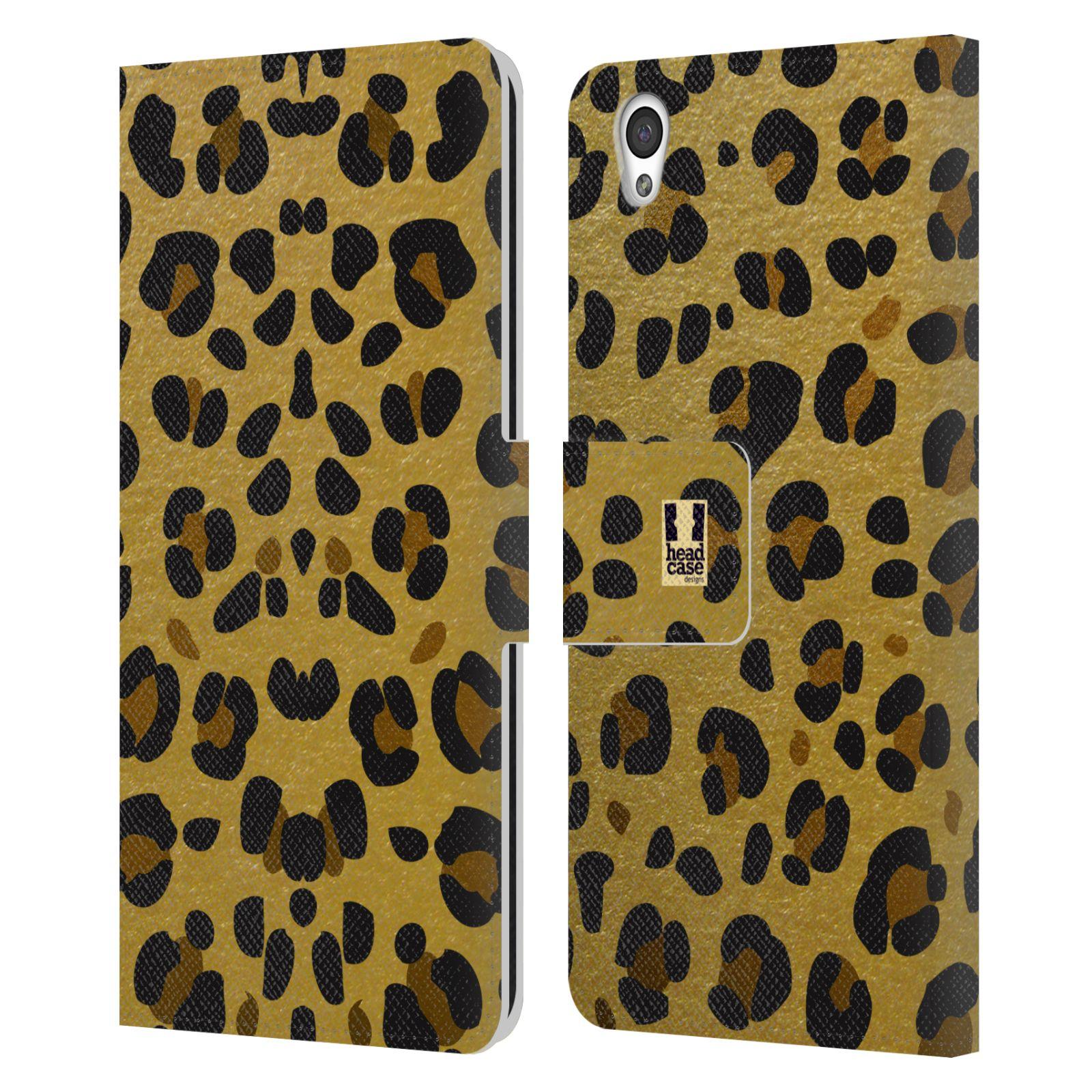 Pouzdro na mobil OnePlus X - Head Case - Fashion zvířecí vzor