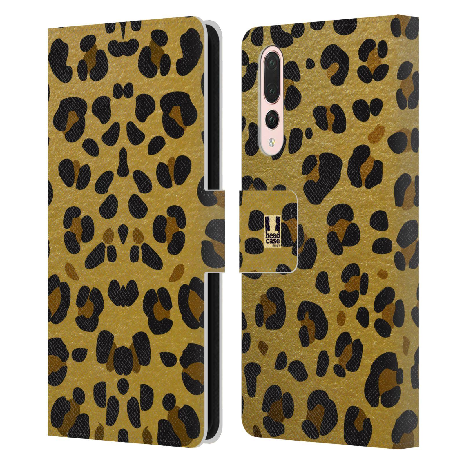 Pouzdro na mobil Huawei P20 Pro - Head Case - Fashion zvířecí vzor