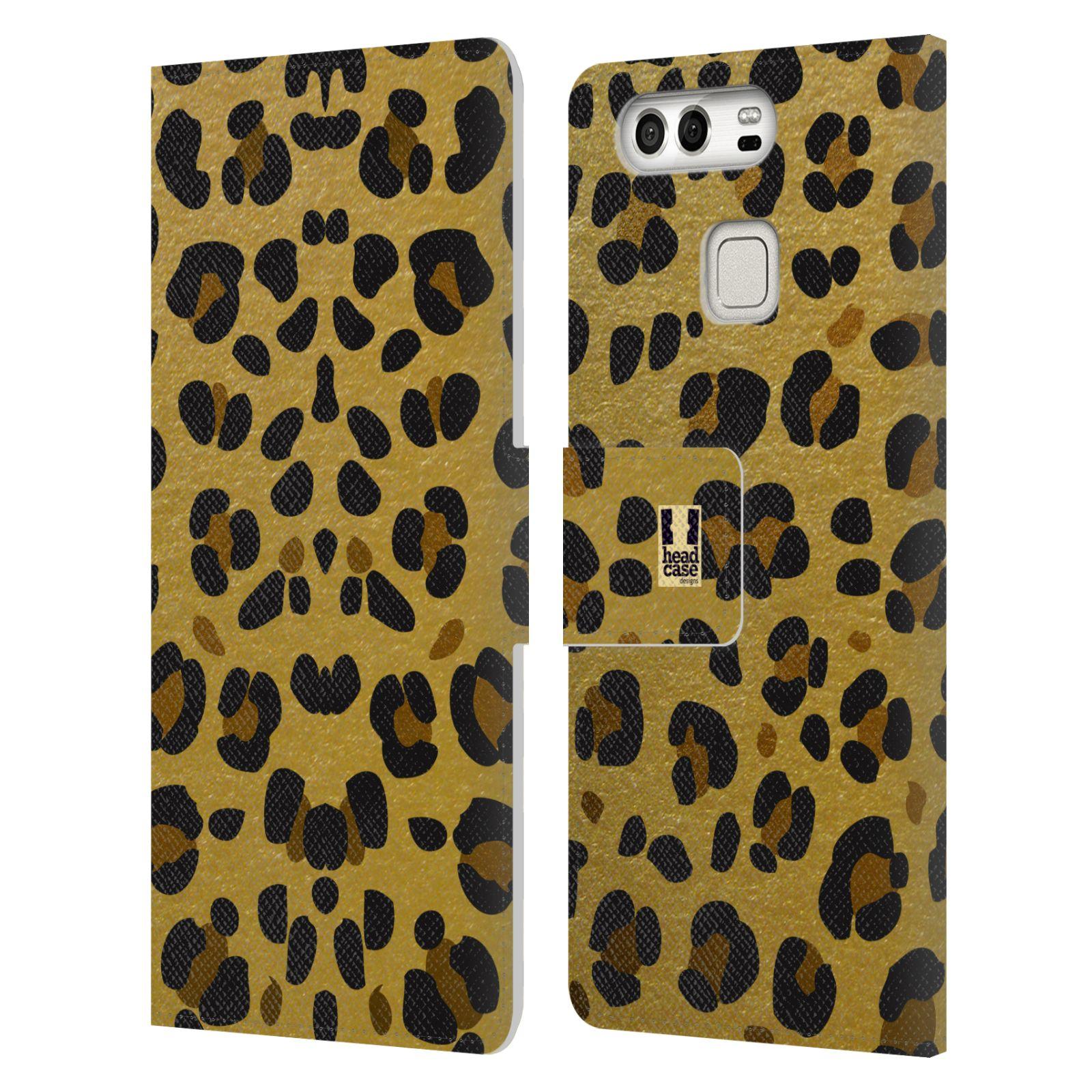 Pouzdro na mobil Huawei P9 - Head Case - Fashion zvířecí vzor