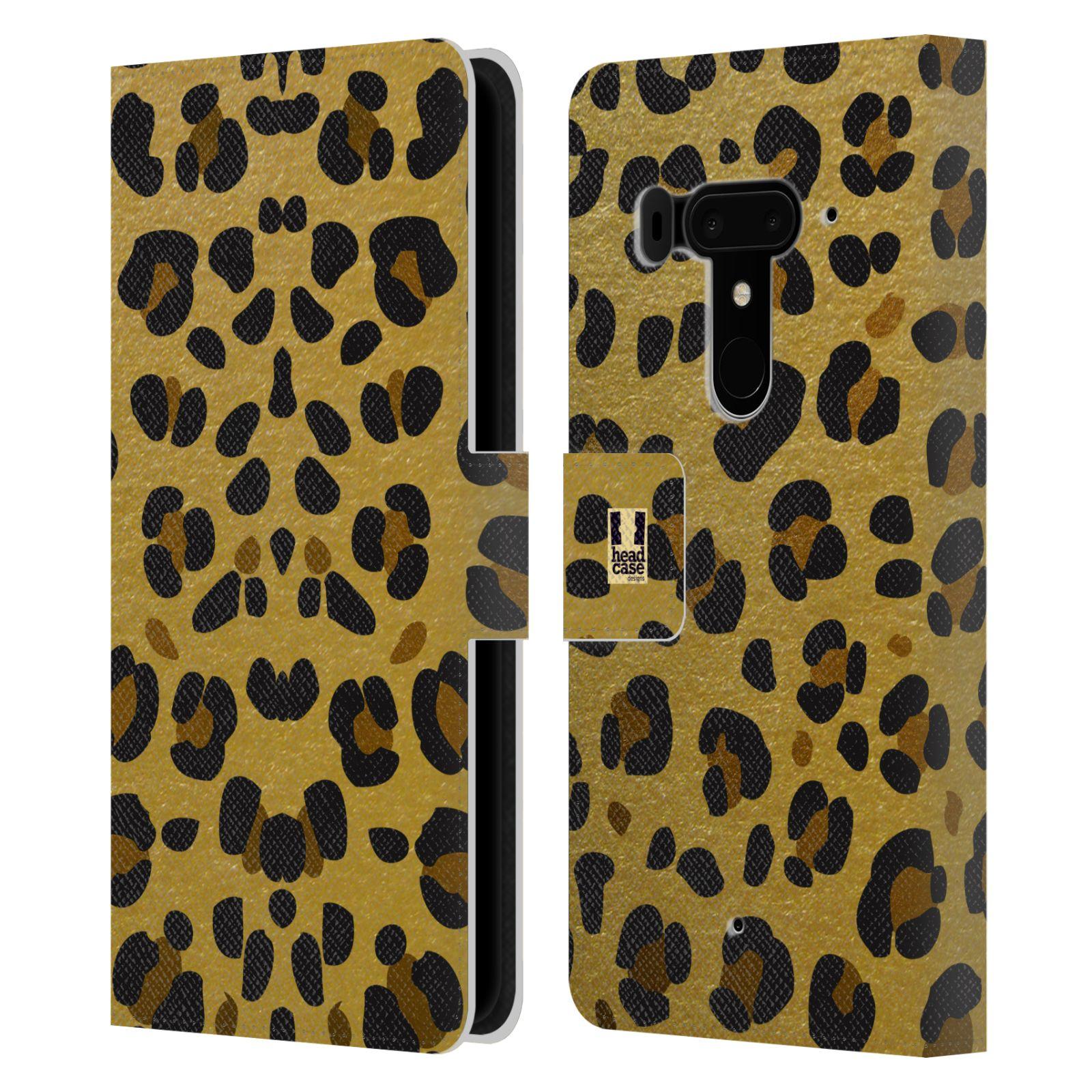 Pouzdro na mobil HTC U12 Plus - Head Case - Fashion zvířecí vzor
