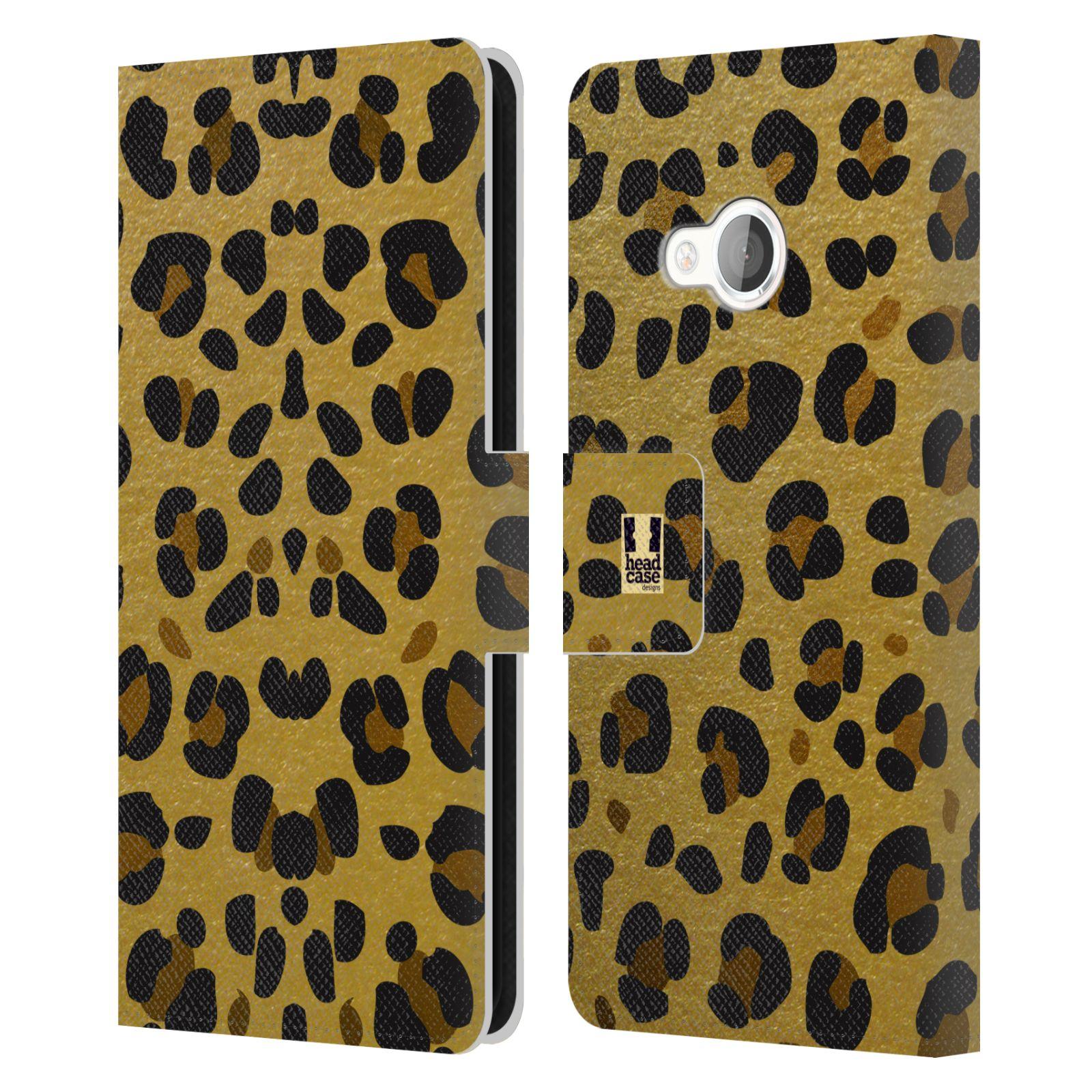 Pouzdro na mobil HTC U Play - Head Case - Fashion zvířecí vzor