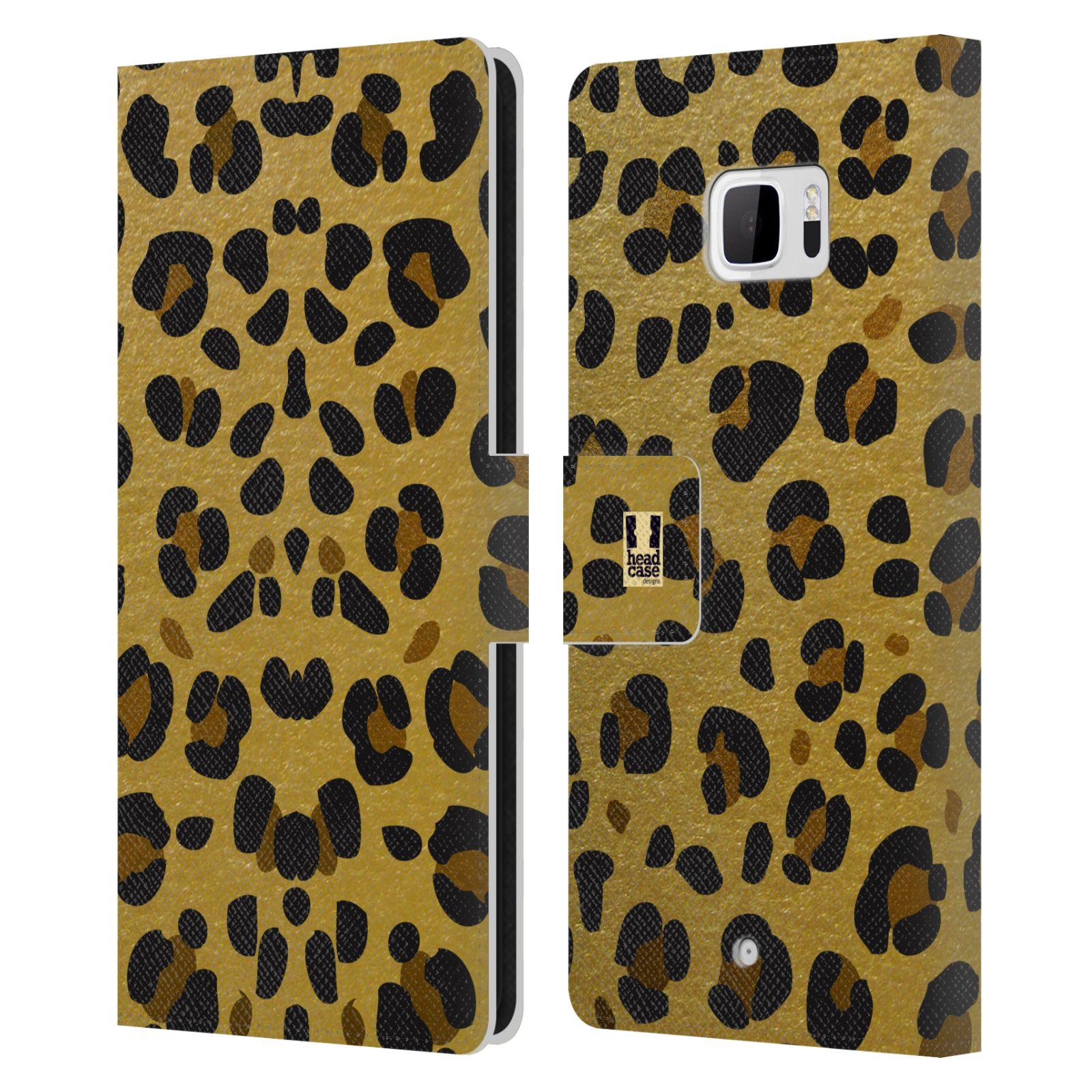 Pouzdro na mobil HTC U Ultra - Head Case - Fashion zvířecí vzor