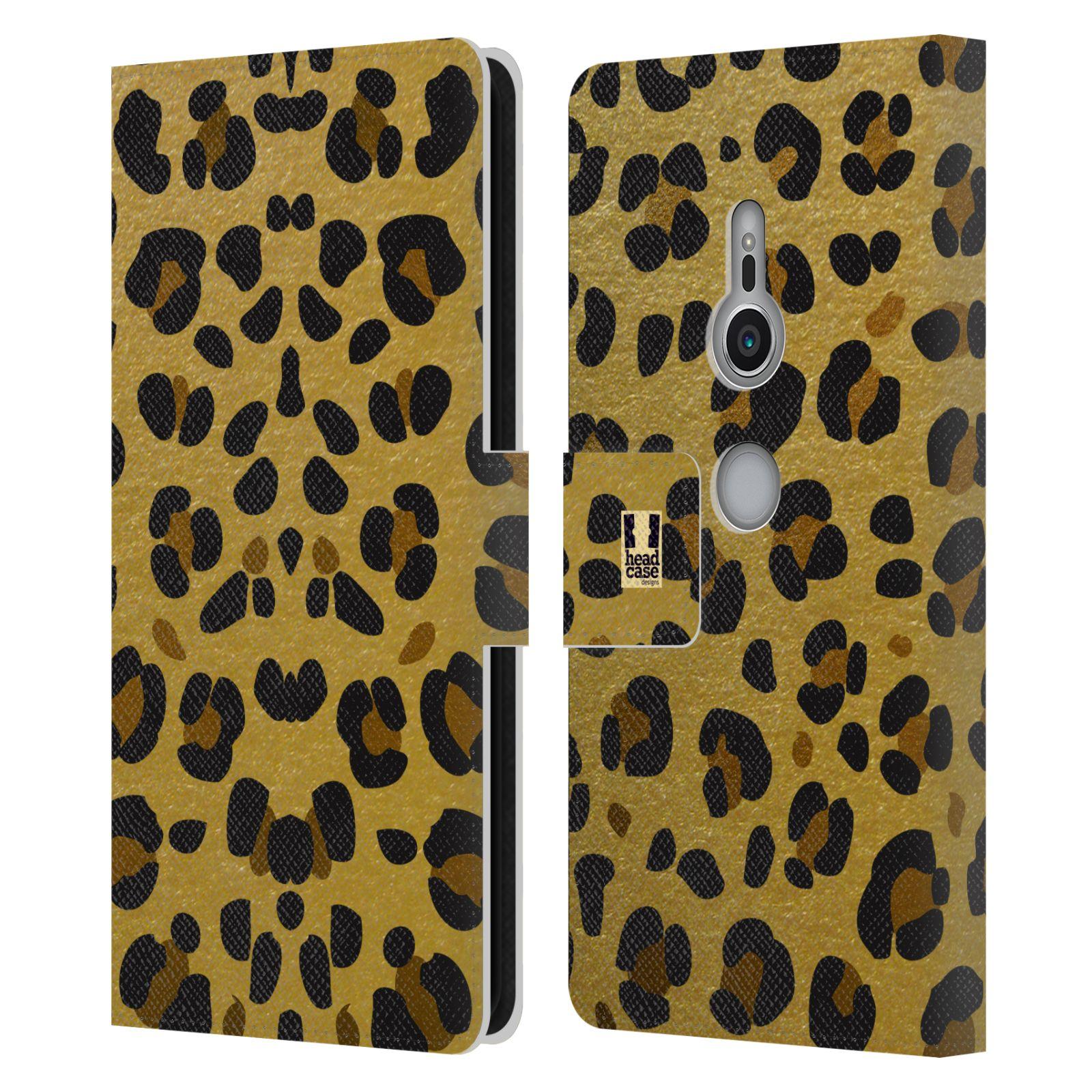 Pouzdro na mobil Sony Xperia XZ2 - Head Case - Fashion zvířecí vzor