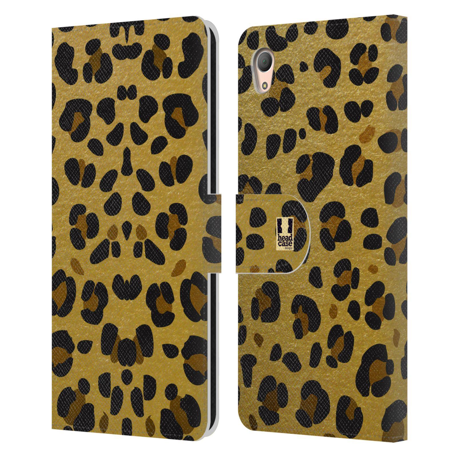 Pouzdro na mobil Sony Xperia Z3 PLUS - Head Case - Fashion zvířecí vzor