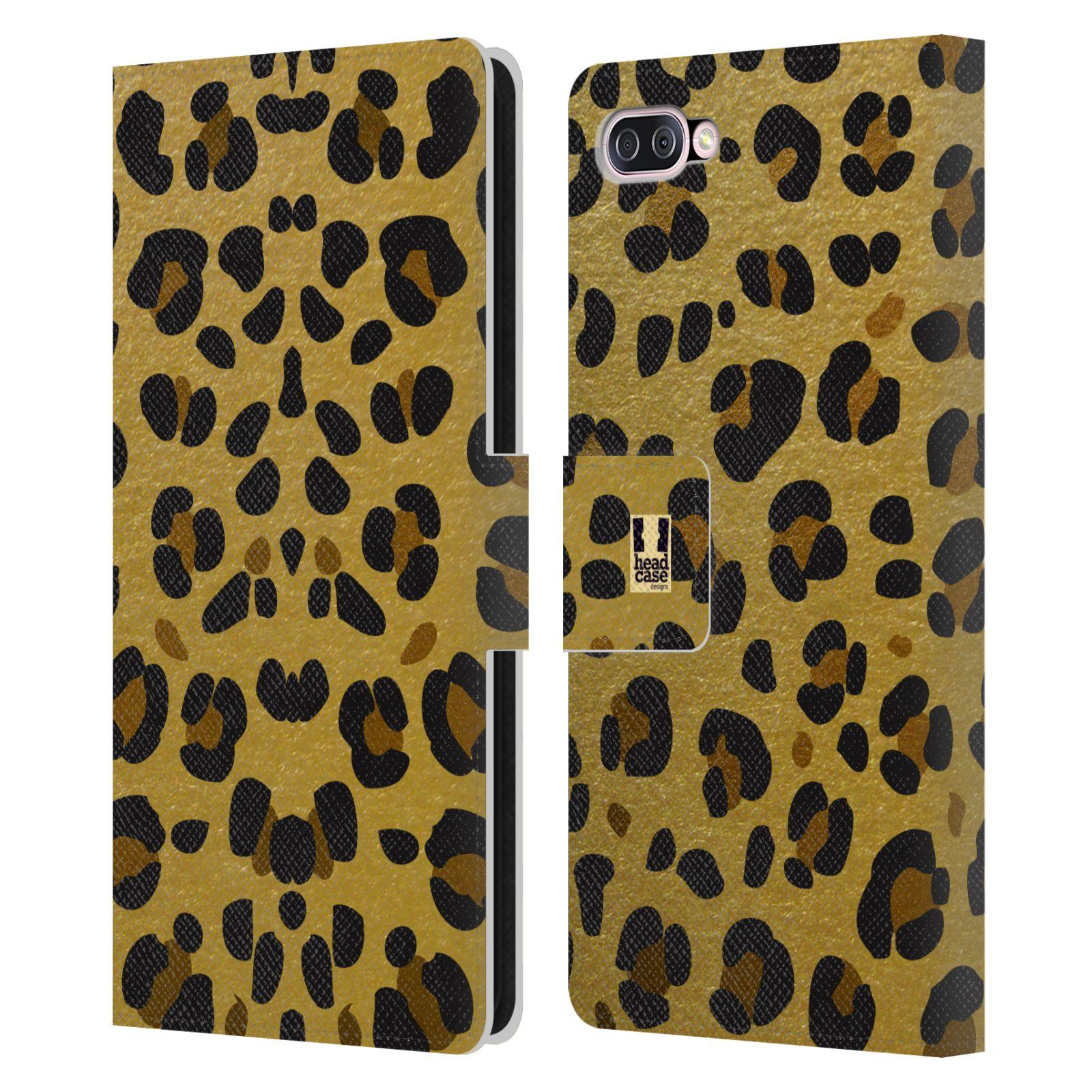 Pouzdro na mobil Asus Zenfone 4 Max ZC554KL - Head Case - Fashion zvířecí vzor