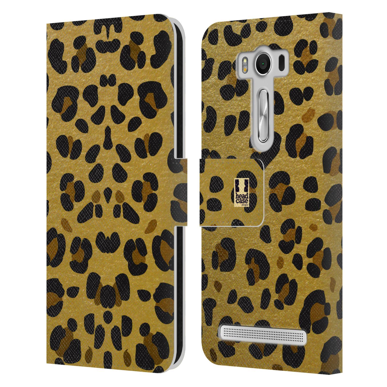 Pouzdro na mobil Asus Zenfone 2 Laser ZE500KL - Head Case - Fashion zvířecí vzor